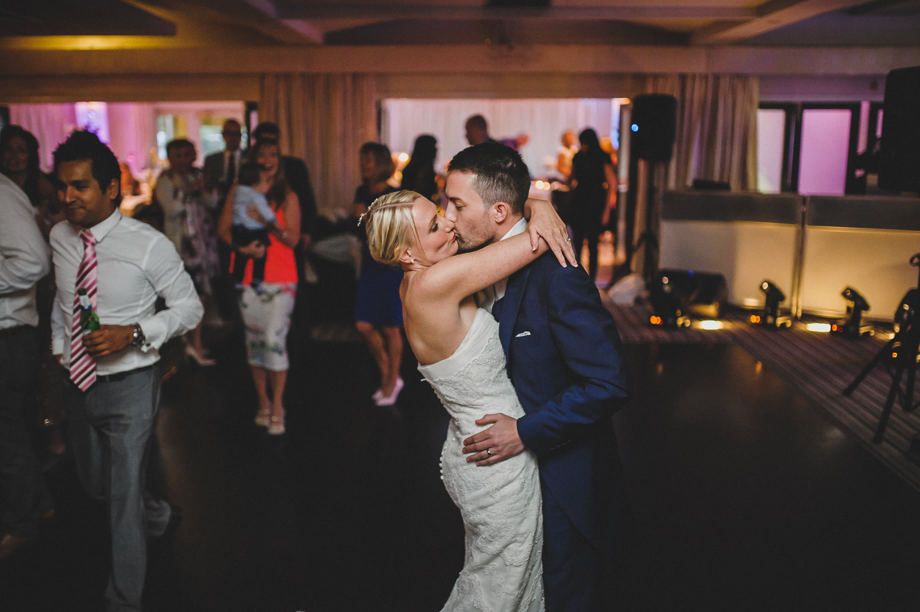 Rachel and Christian's Wedding at Holland Hall Hotel 166