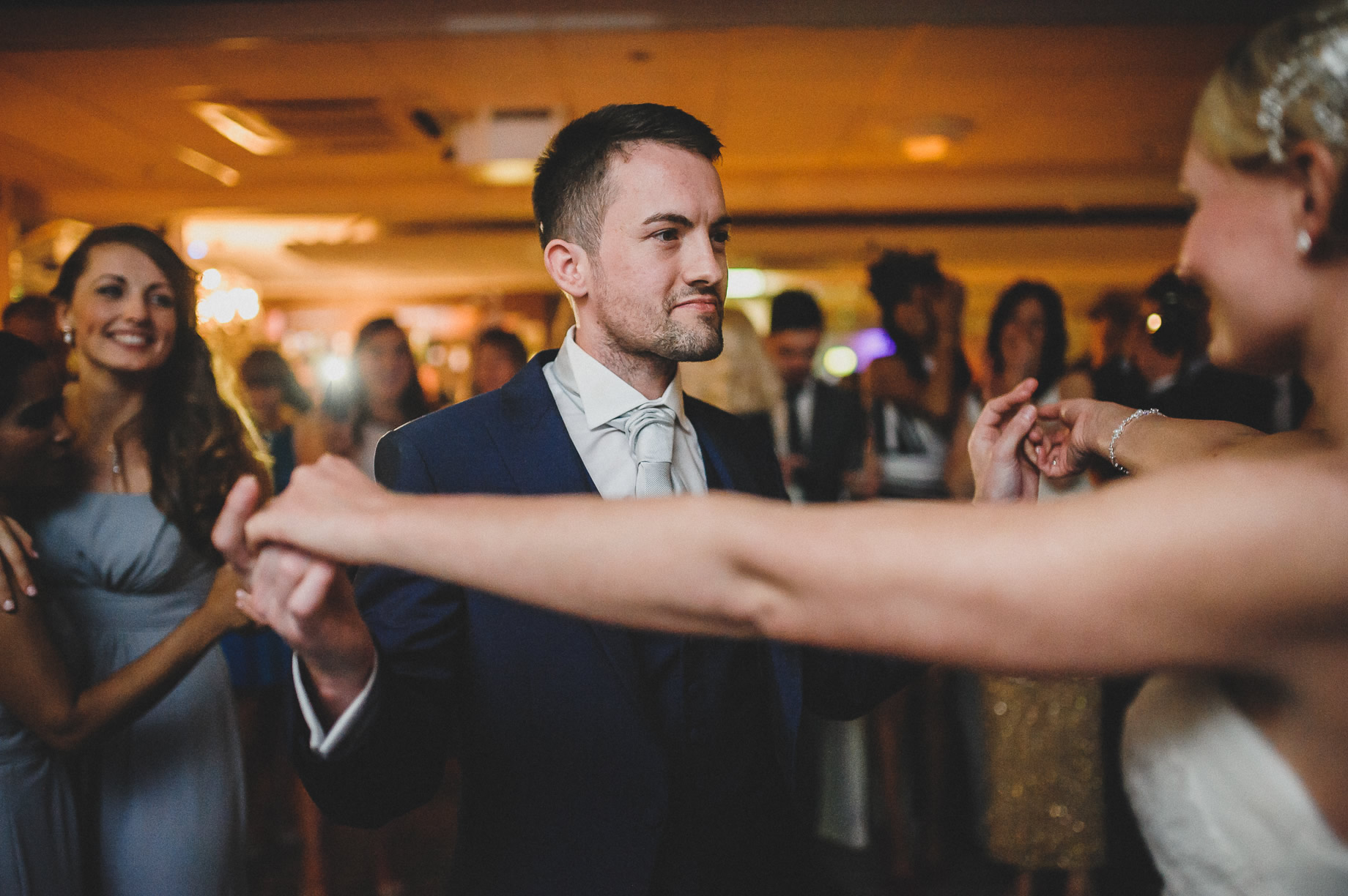 Rachel and Christian's Wedding at Holland Hall Hotel 169