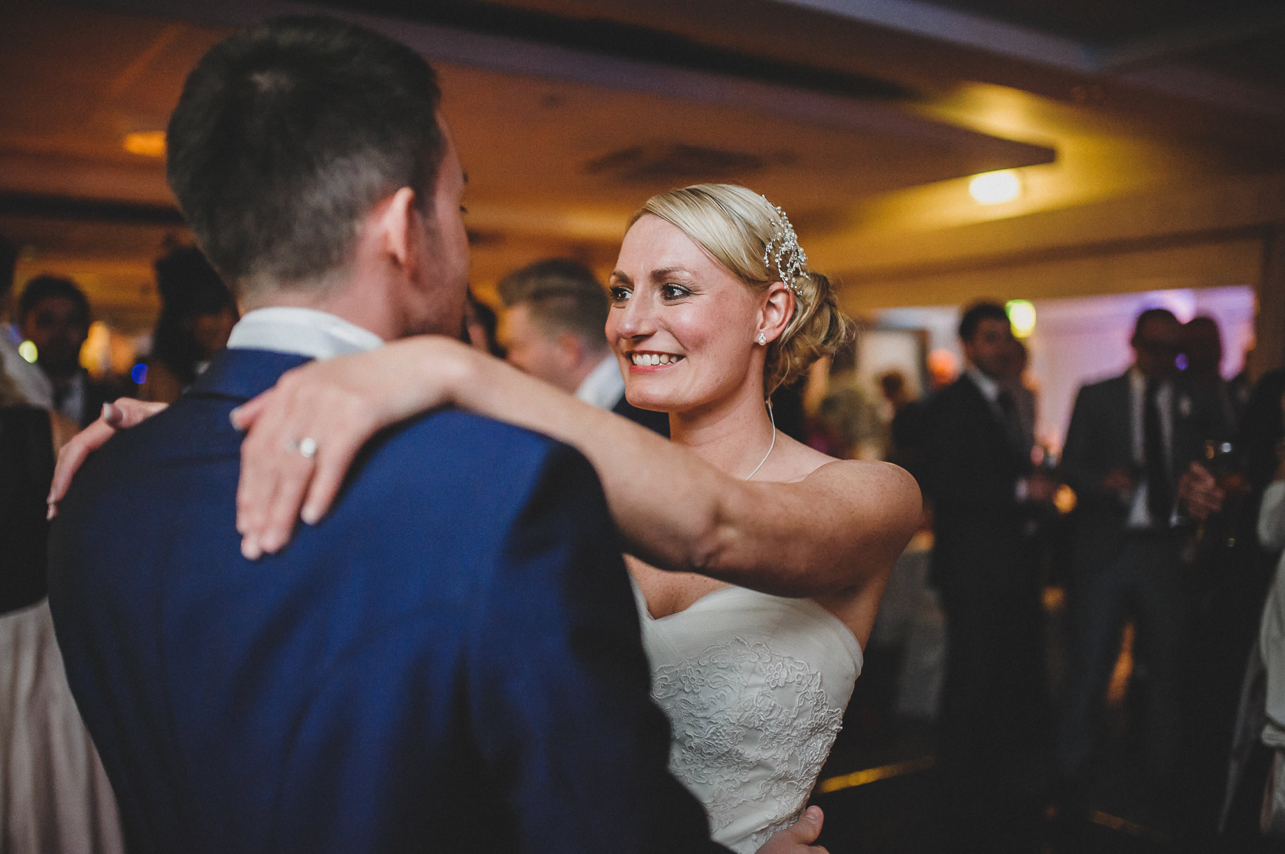 Rachel and Christian's Wedding at Holland Hall Hotel 170