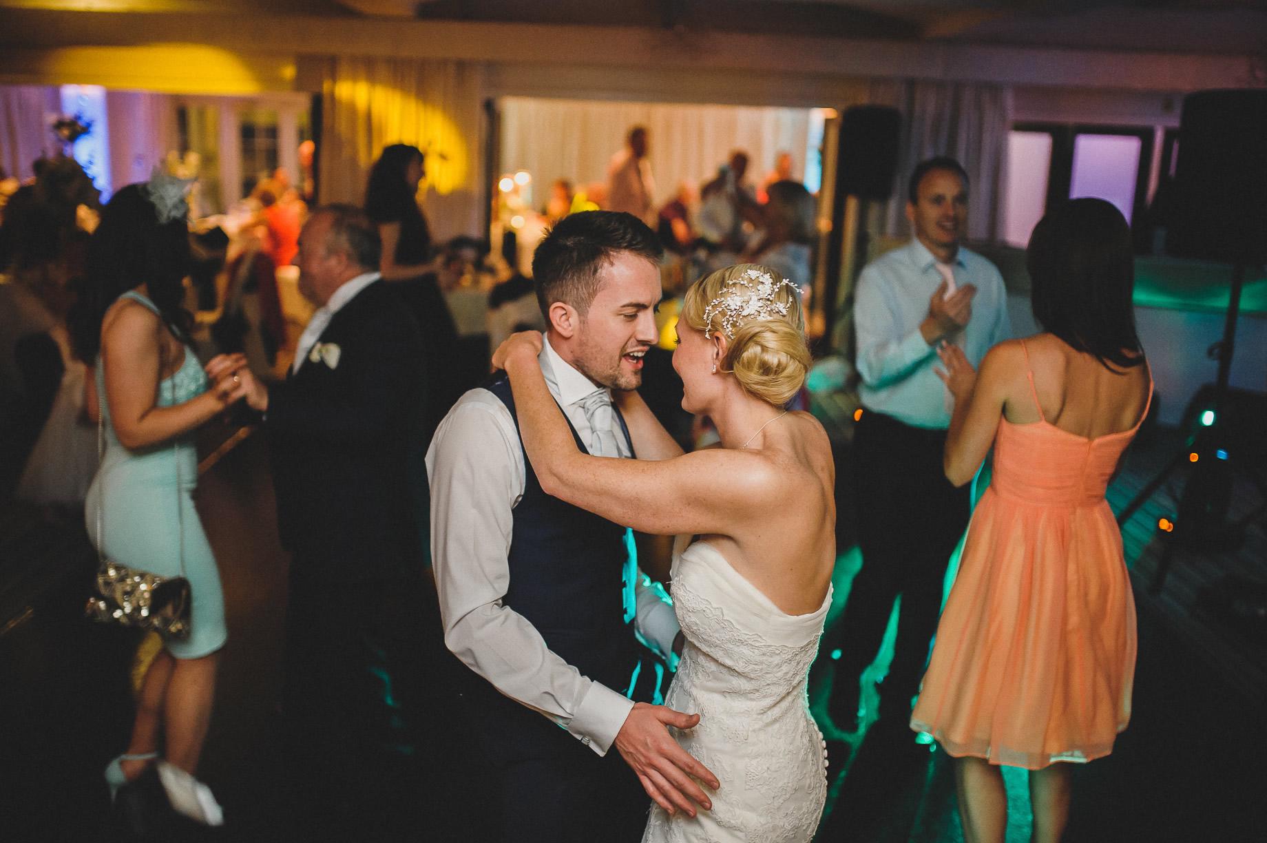 Rachel and Christian's Wedding at Holland Hall Hotel 192