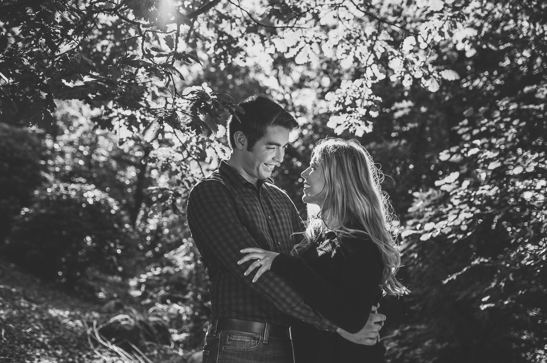 Becky and James' Pre-Wedding Shoot on Lake Windermere 001