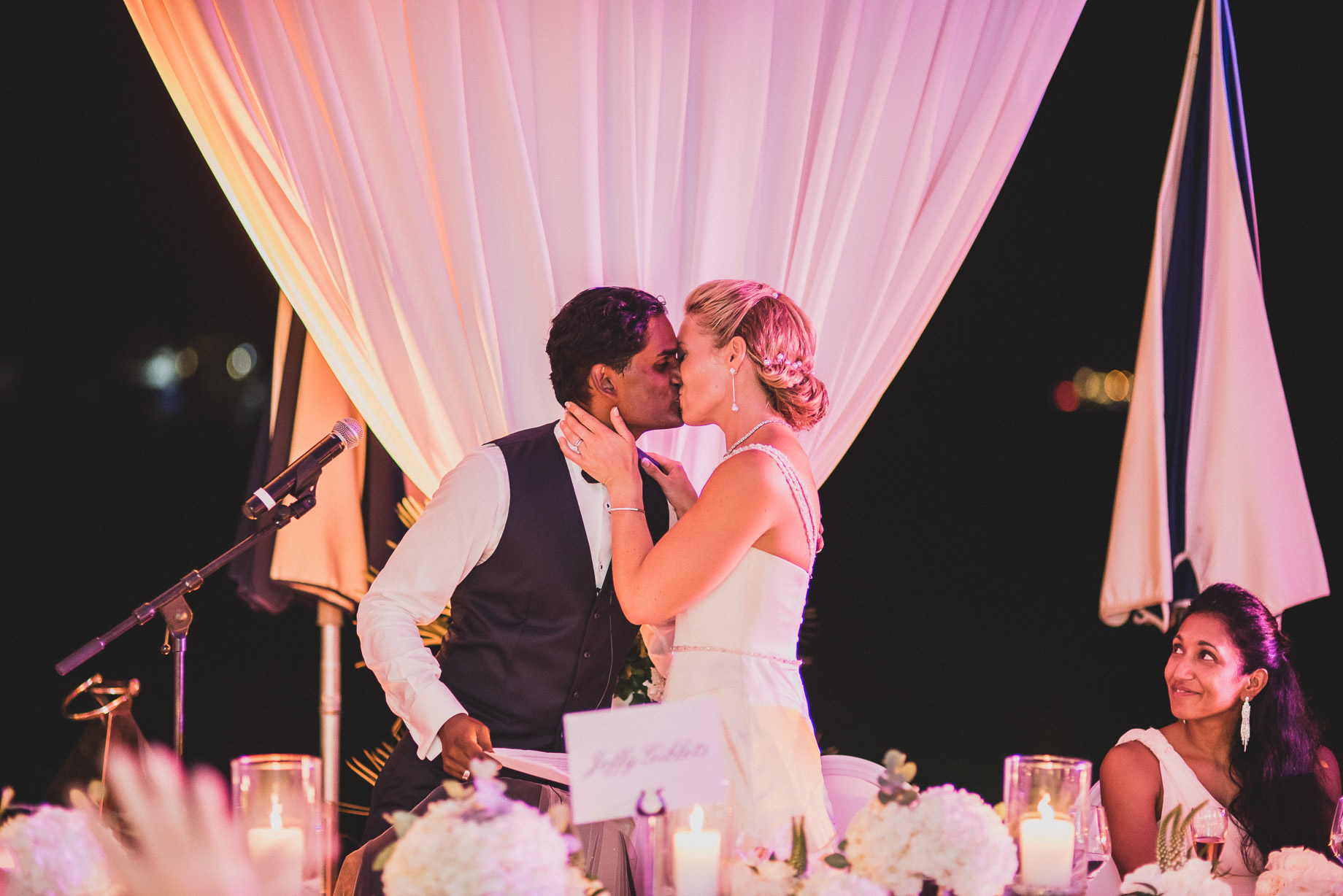 Jen and Priyan's Wedding at Hotel Belles Rives 159