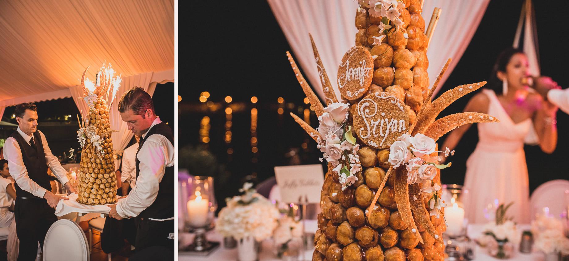 Jen and Priyan's Wedding at Hotel Belles Rives 166