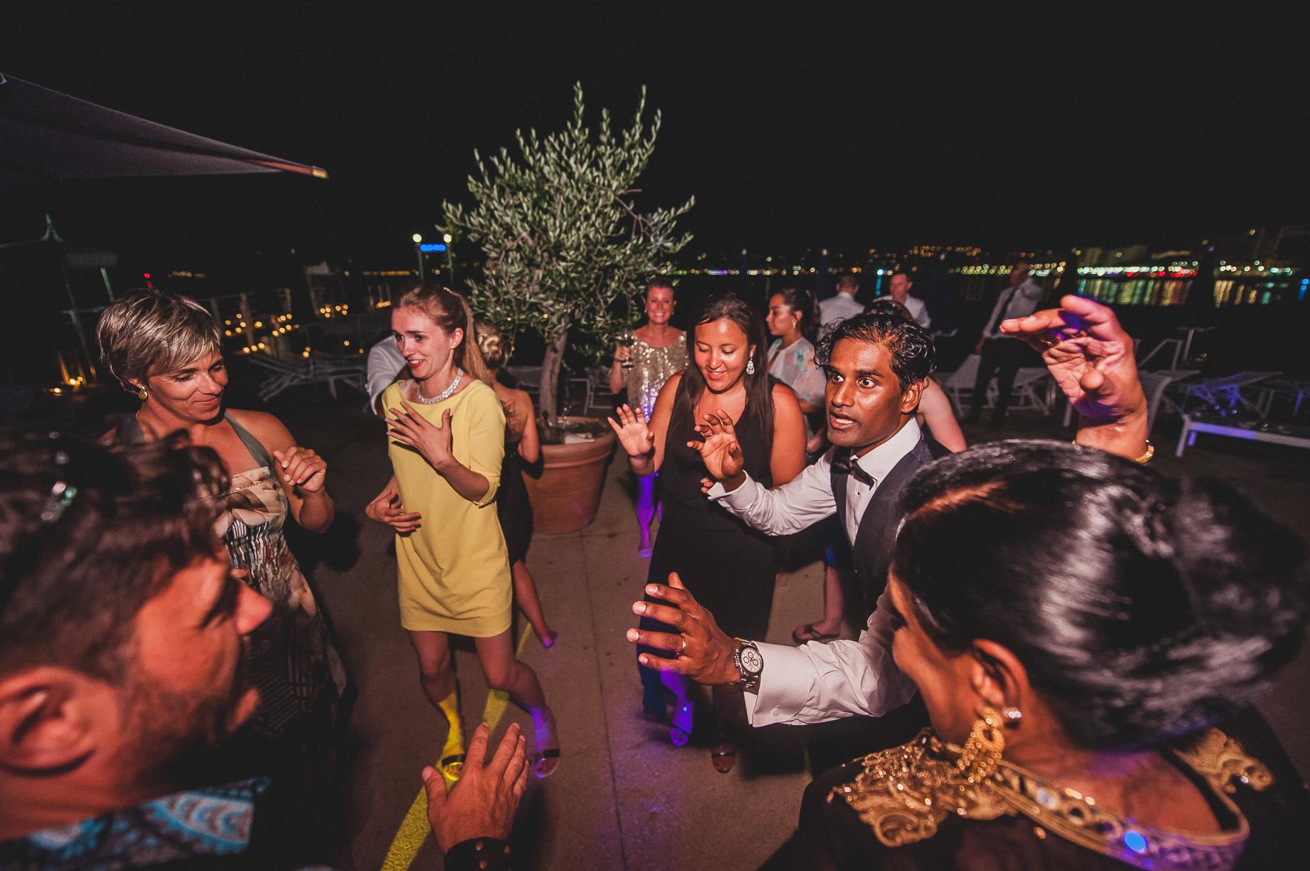 Jen and Priyan's Wedding at Hotel Belles Rives 180