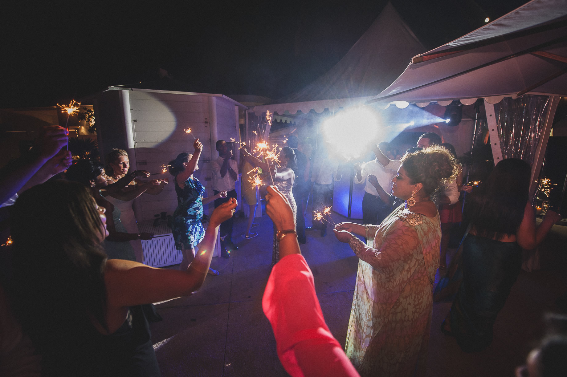Jen and Priyan's Wedding at Hotel Belles Rives 190