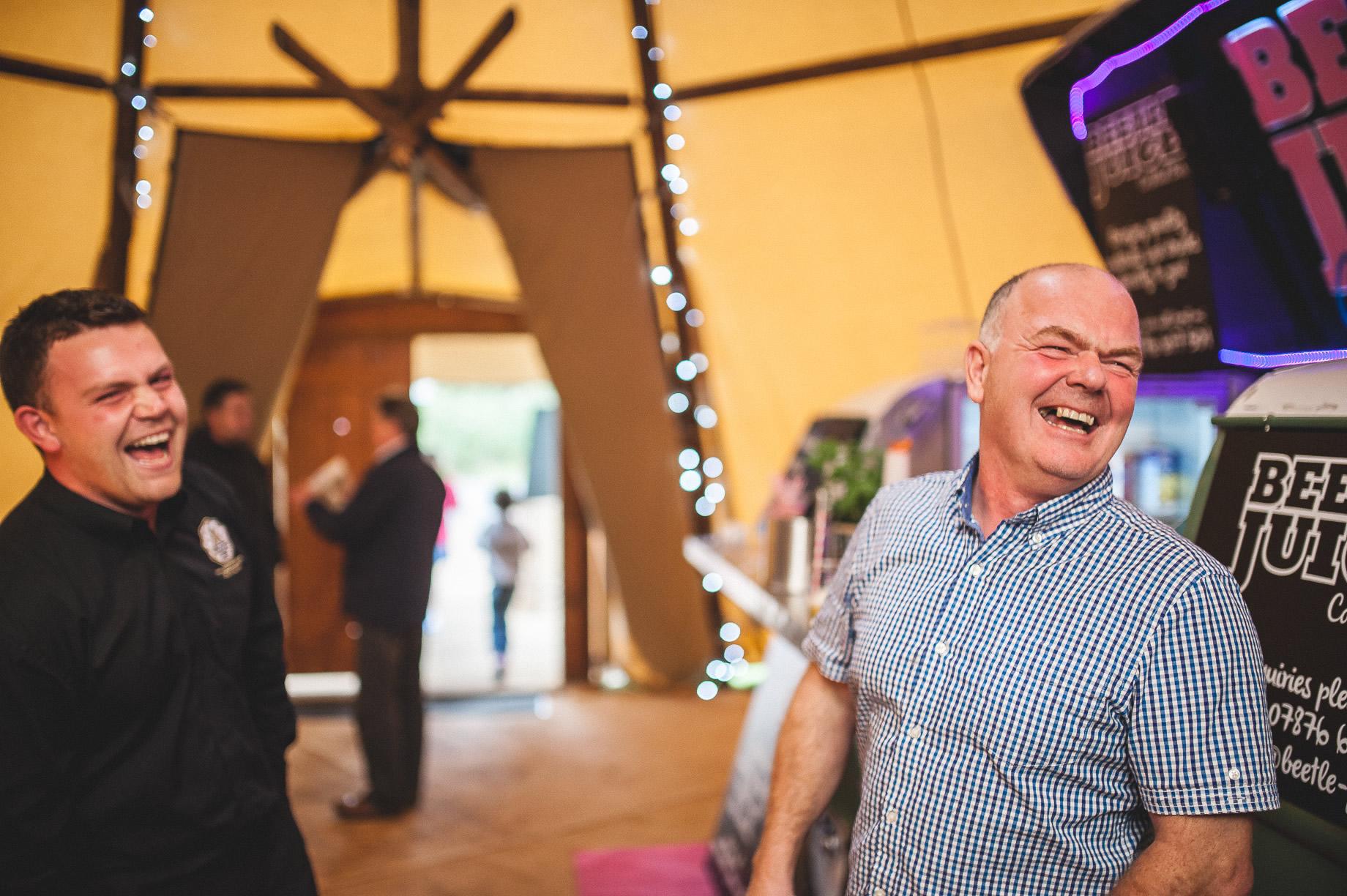 Teepee Tent Hire Open Weekend on Hoghton Cricket Field 069