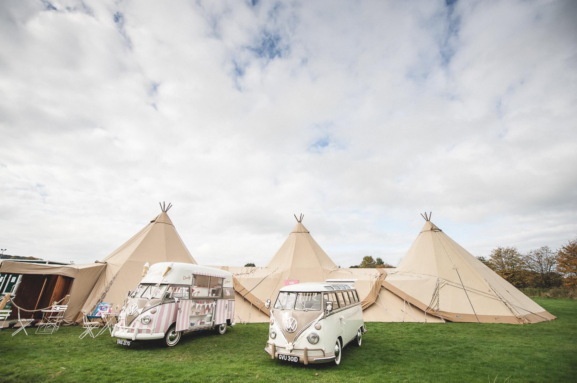 Teepee Tent Hire Open Weekend on Hoghton Cricket Field 099