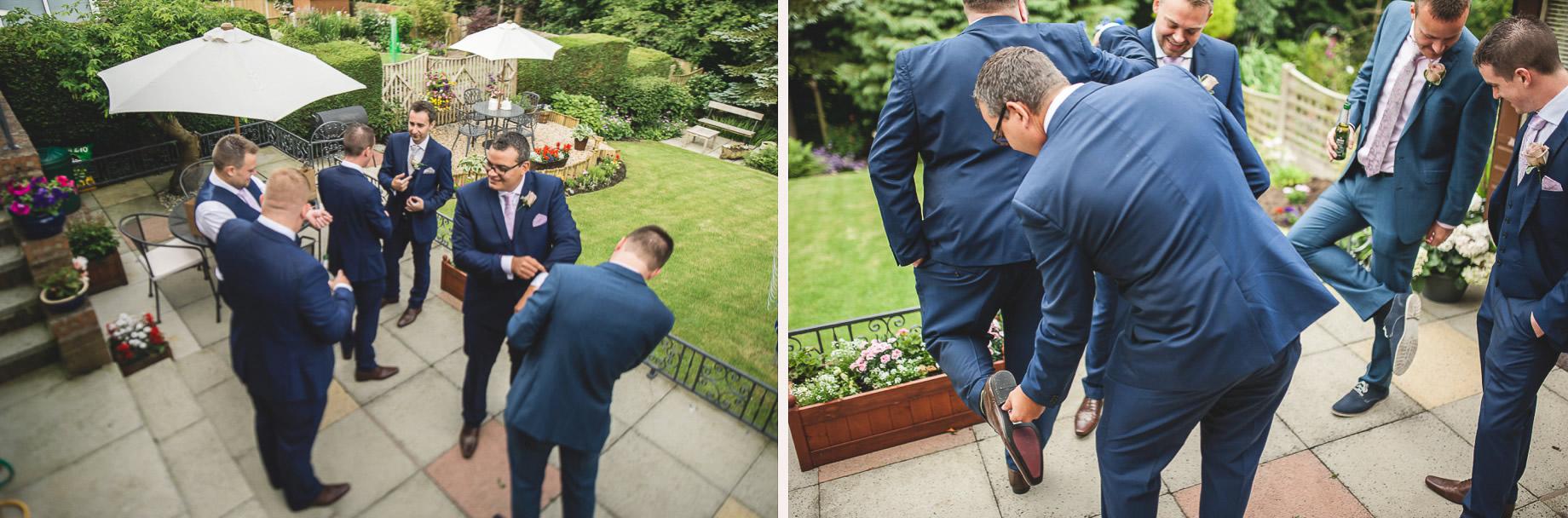 Helen and Matt's Wedding at Mitton Hall 011