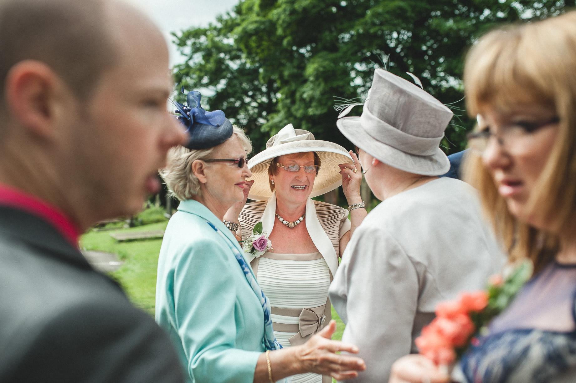 Helen and Matt's Wedding at Mitton Hall 023