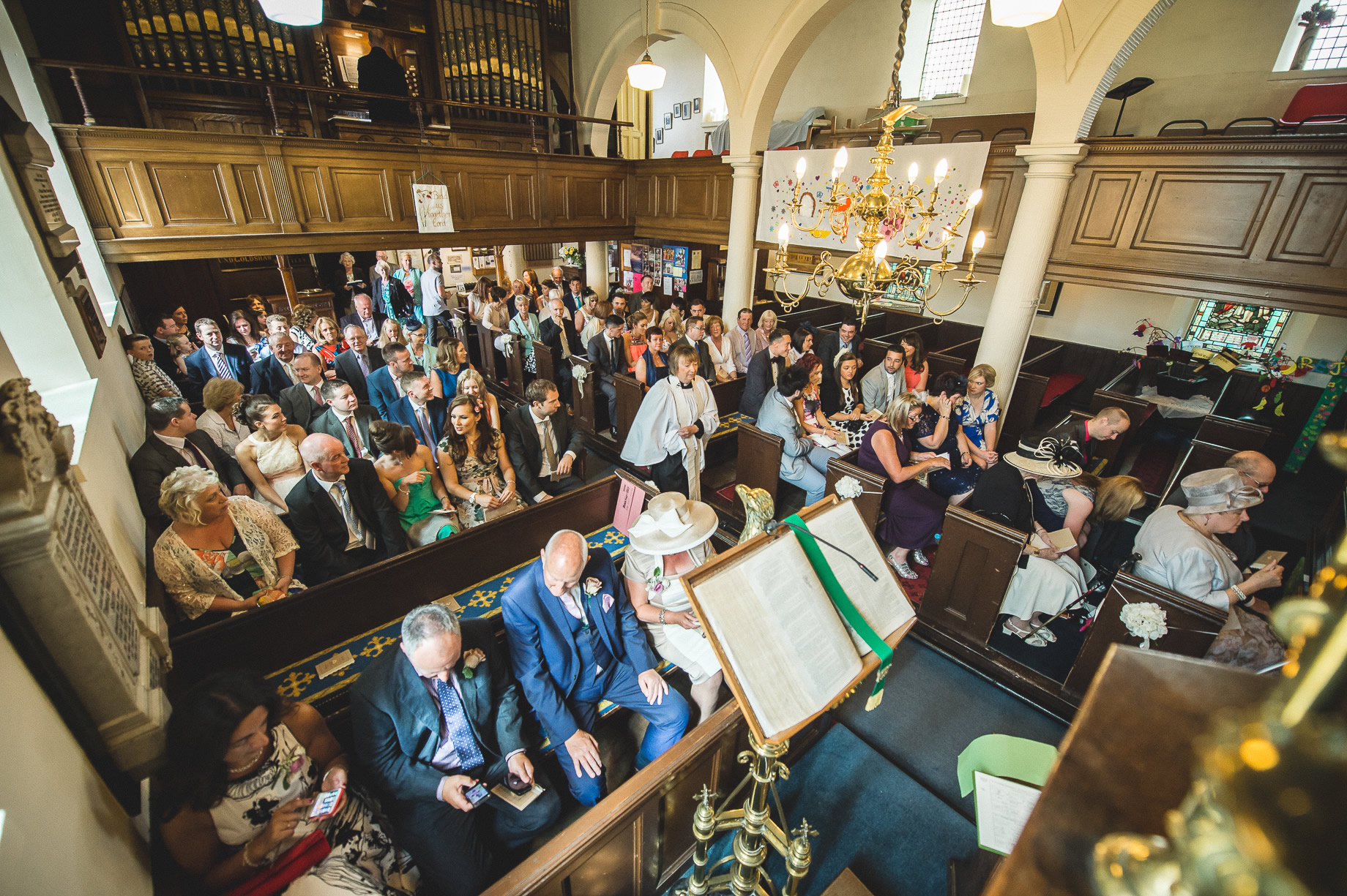 Helen and Matt's Wedding at Mitton Hall 031
