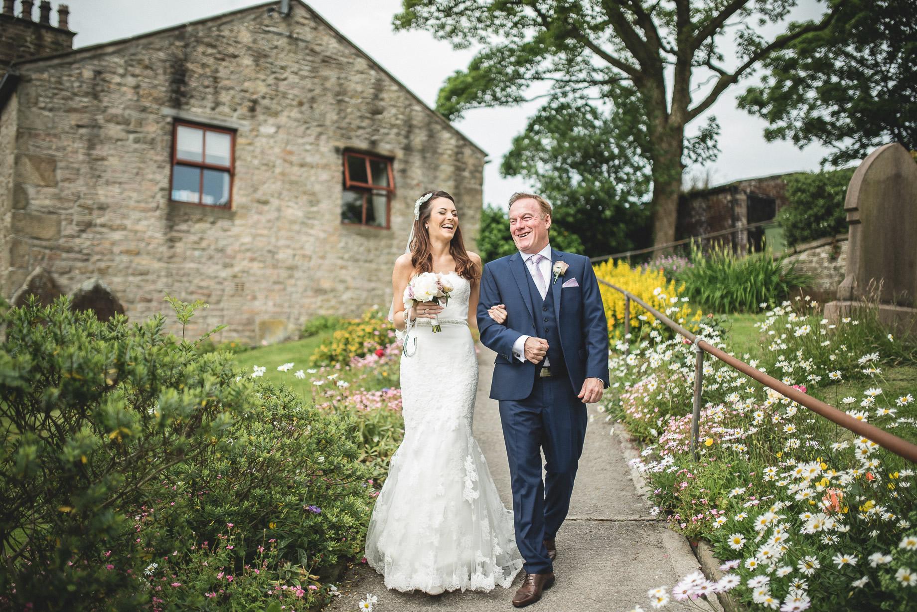 Helen and Matt's Wedding at Mitton Hall 032