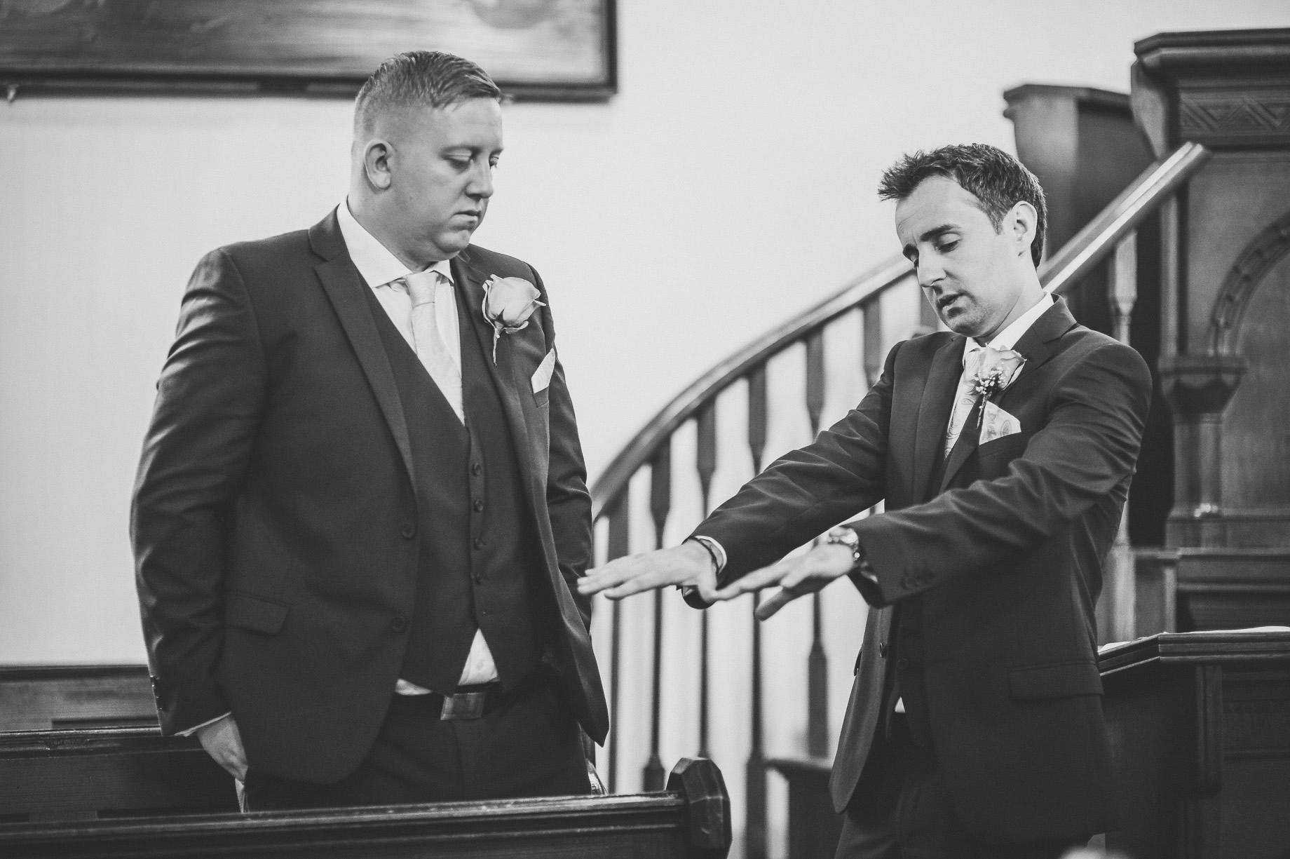 Helen and Matt's Wedding at Mitton Hall 033
