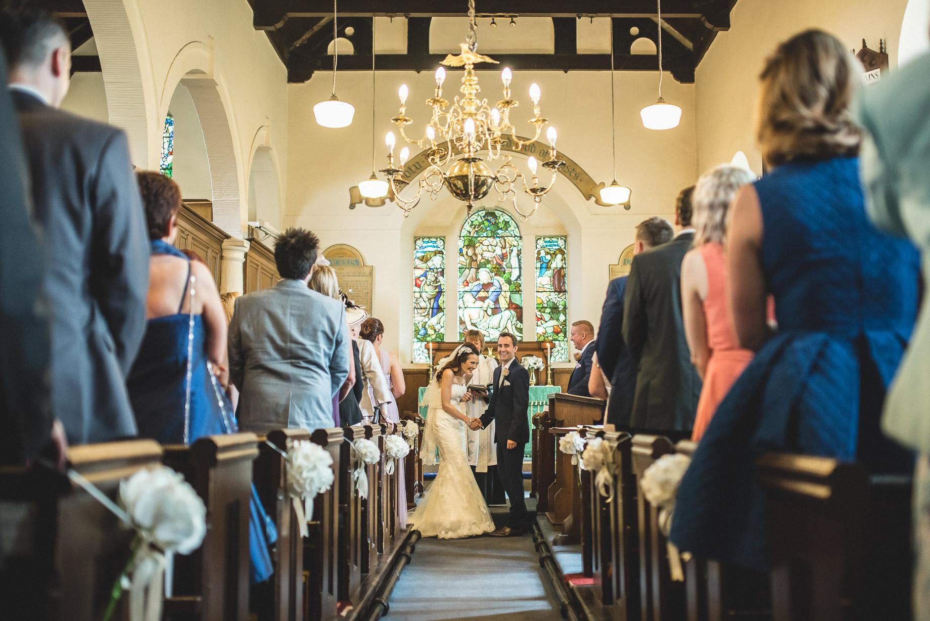 Helen and Matt's Wedding at Mitton Hall 043