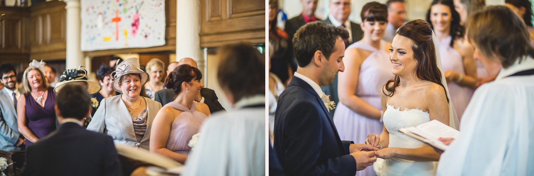 Helen and Matt's Wedding at Mitton Hall 044
