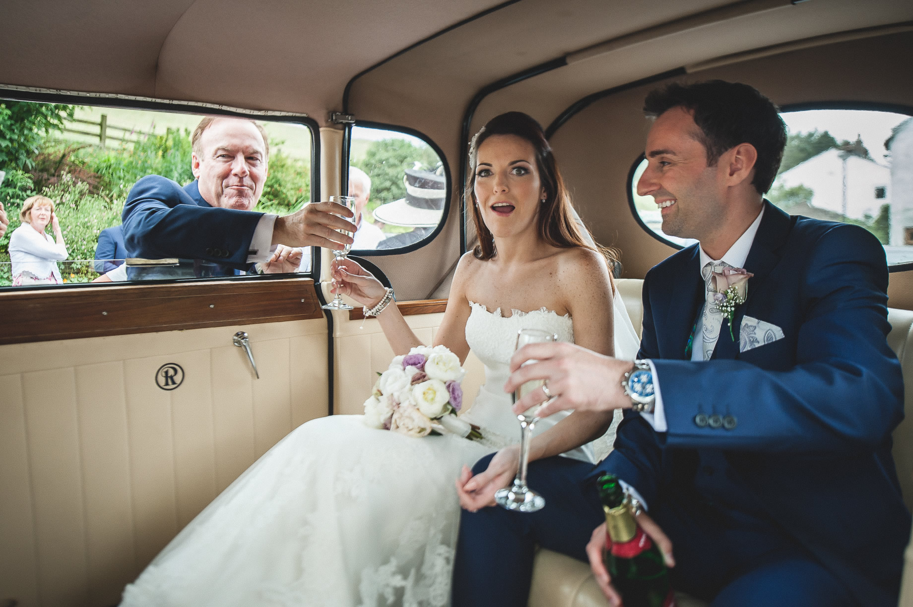 Helen and Matt's Wedding at Mitton Hall 059
