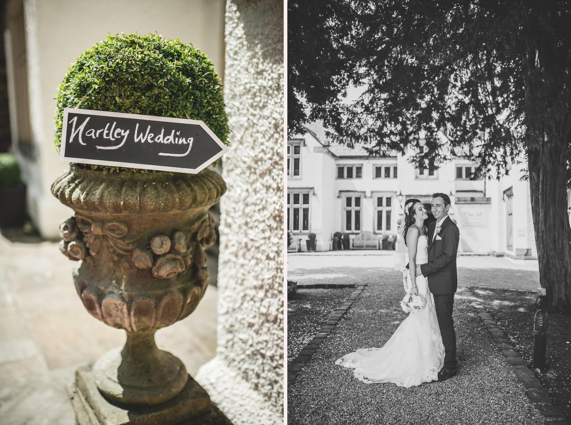 Helen and Matt's Wedding at Mitton Hall 061