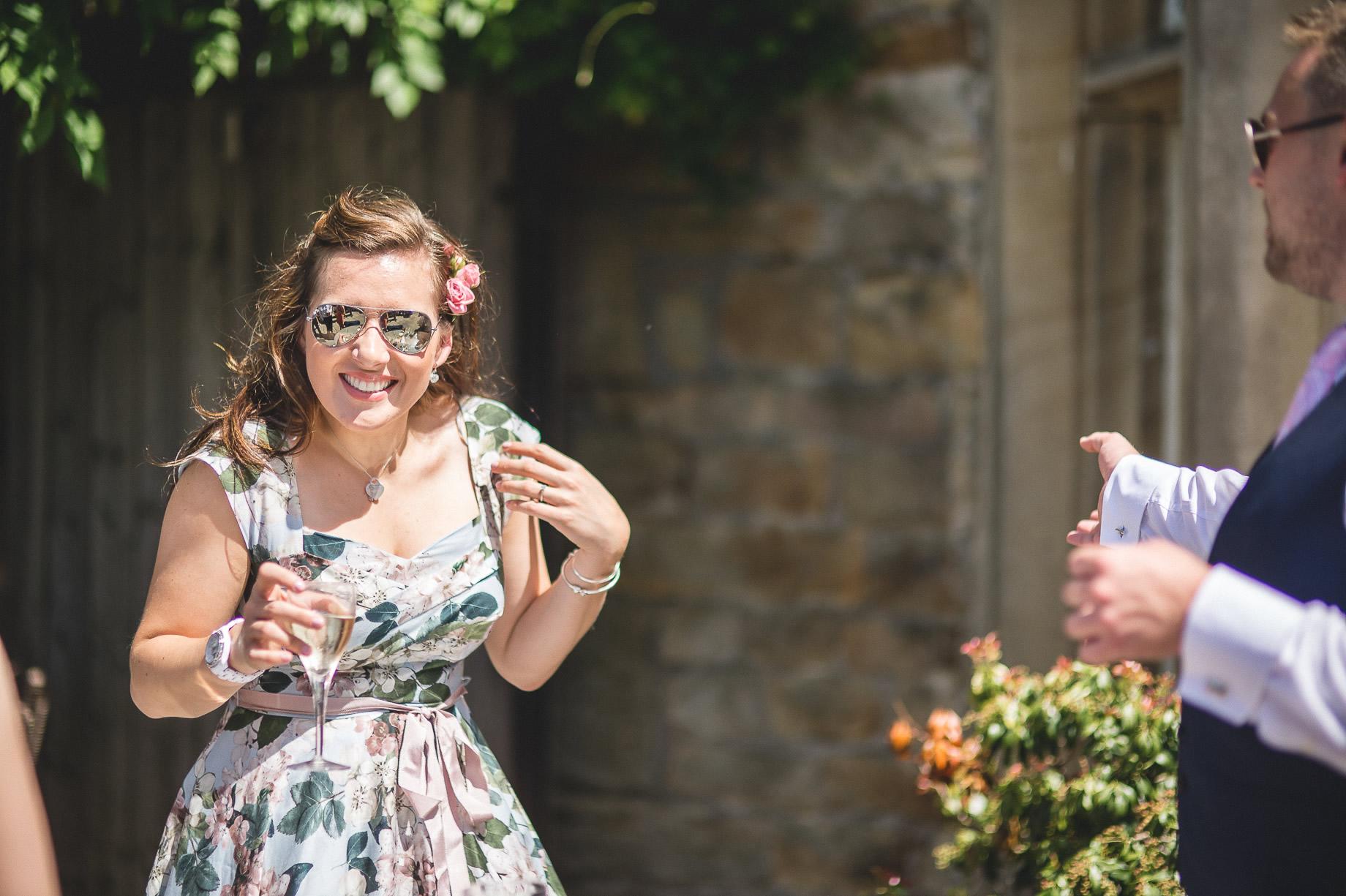 Helen and Matt's Wedding at Mitton Hall 077