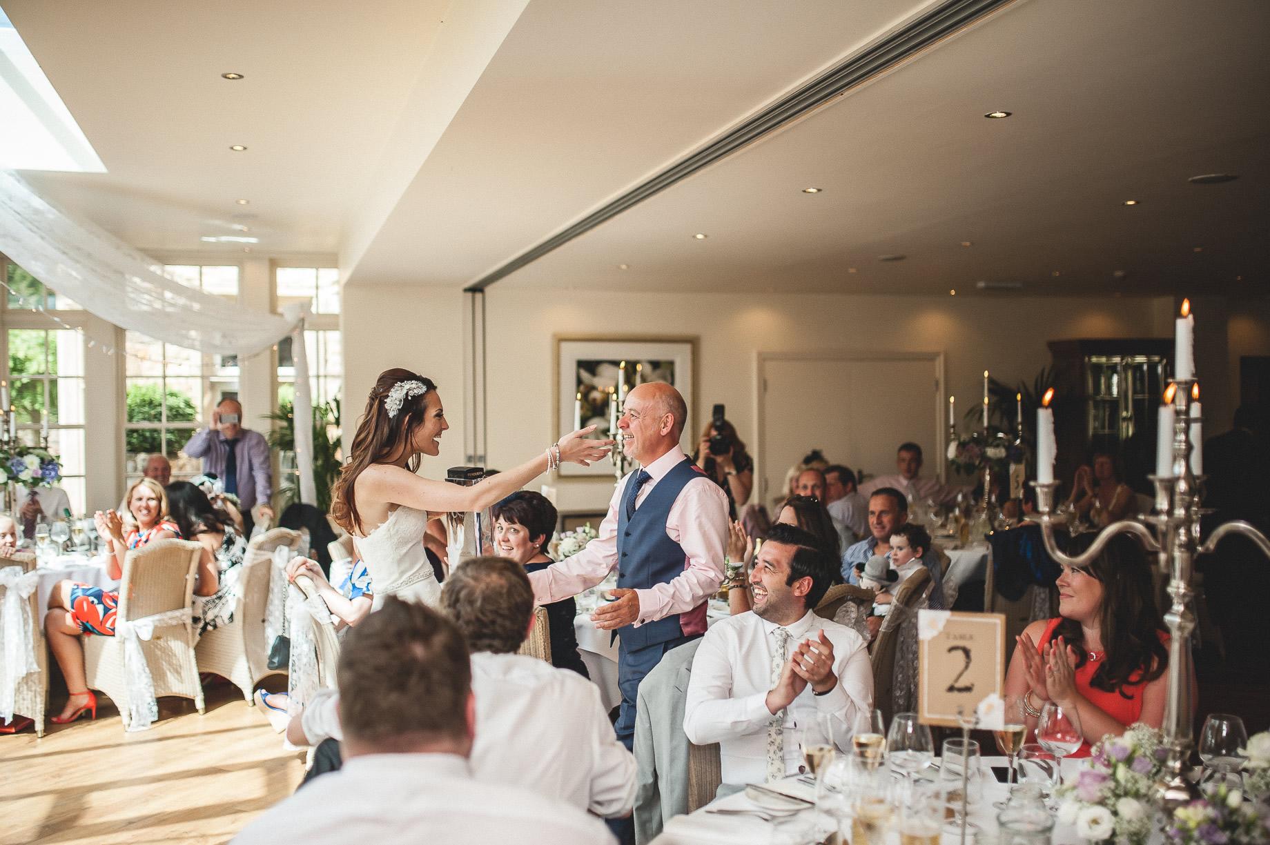 Helen and Matt's Wedding at Mitton Hall 092