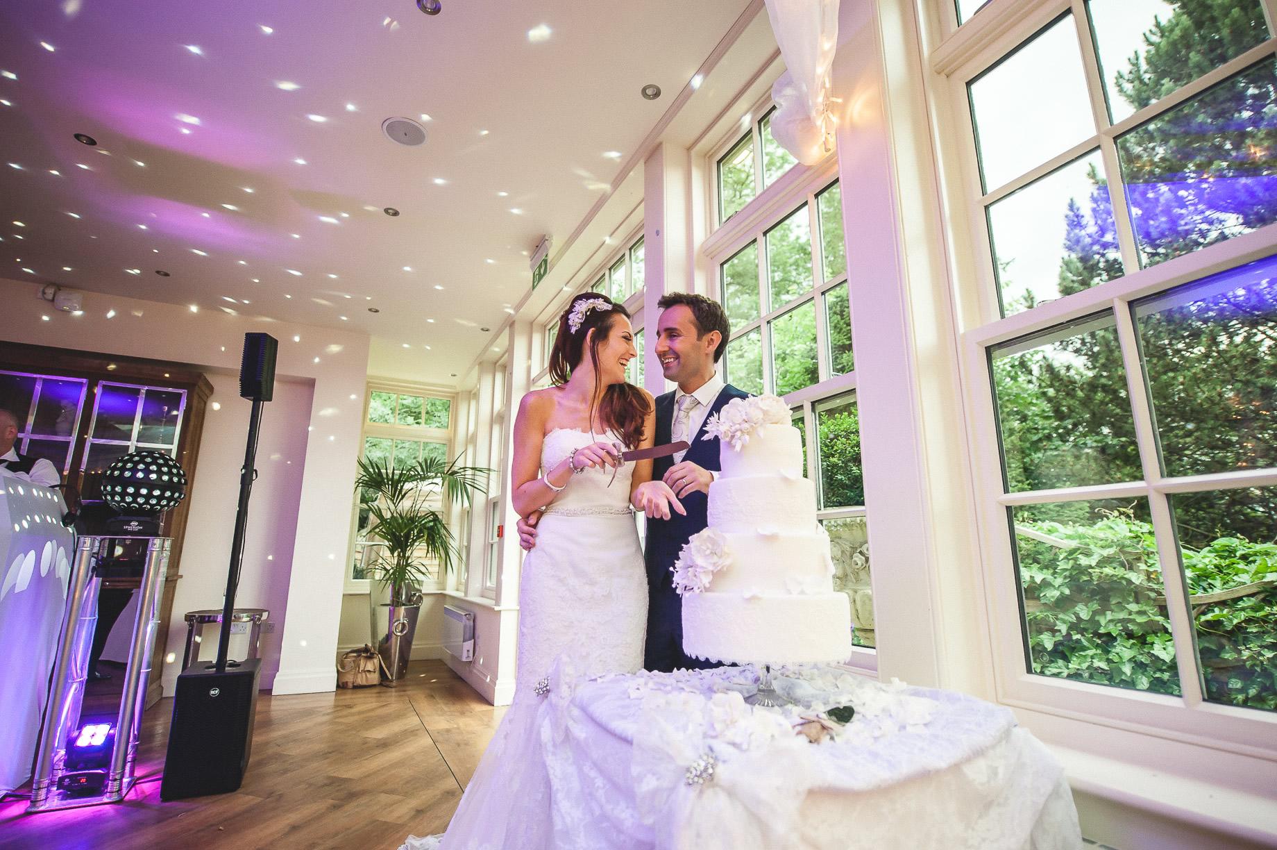 Helen and Matt's Wedding at Mitton Hall 124