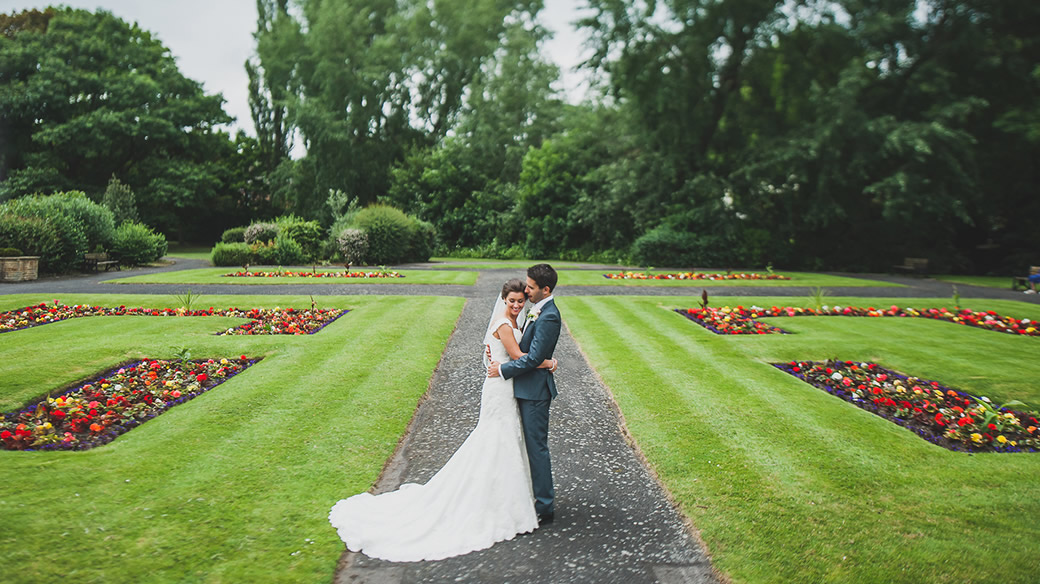 Laura and Matt's Wedding at Colshaw Hall Featured Image