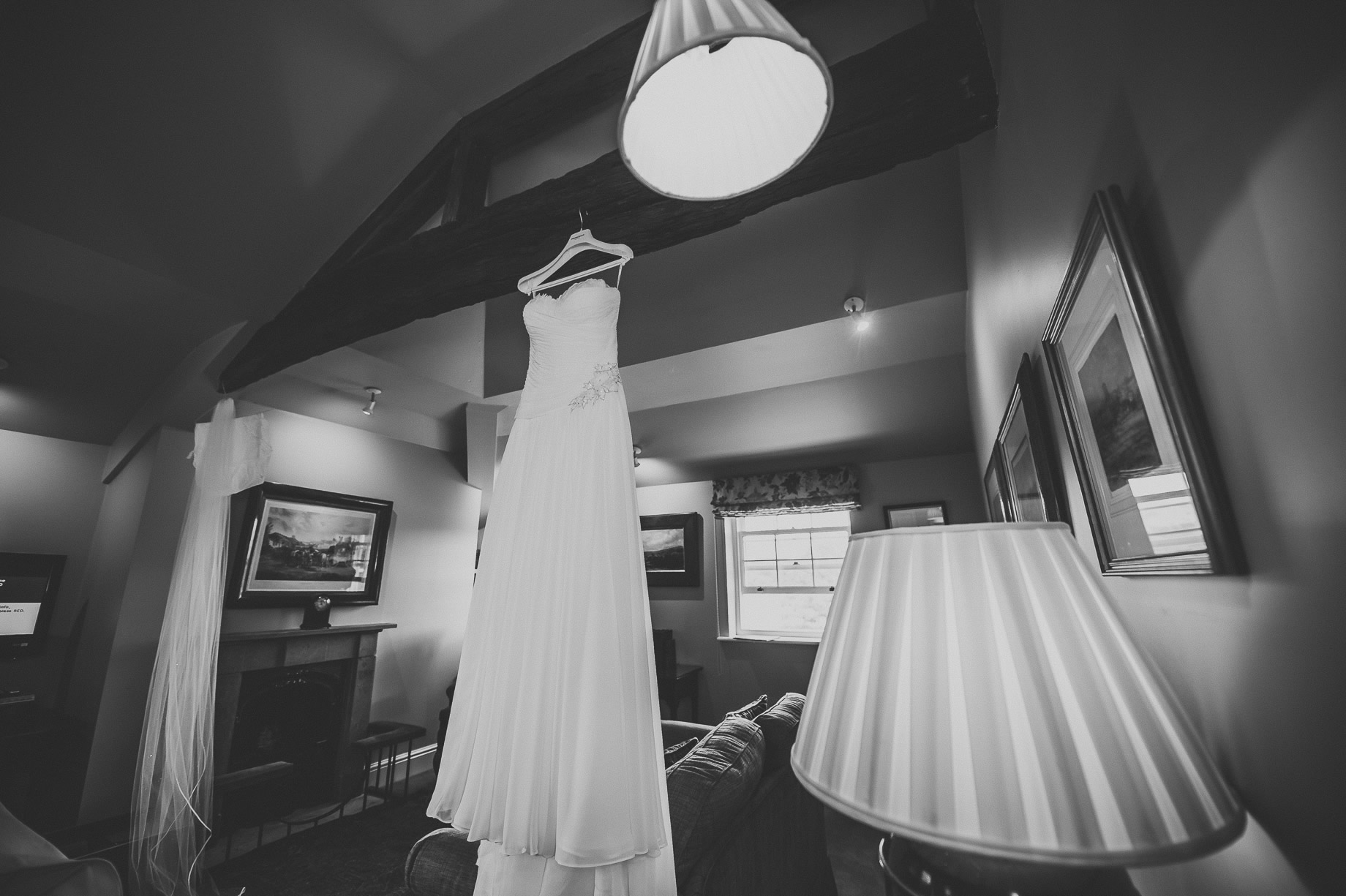 Tess and Paul's Wedding at The Inn at Whitewell 002