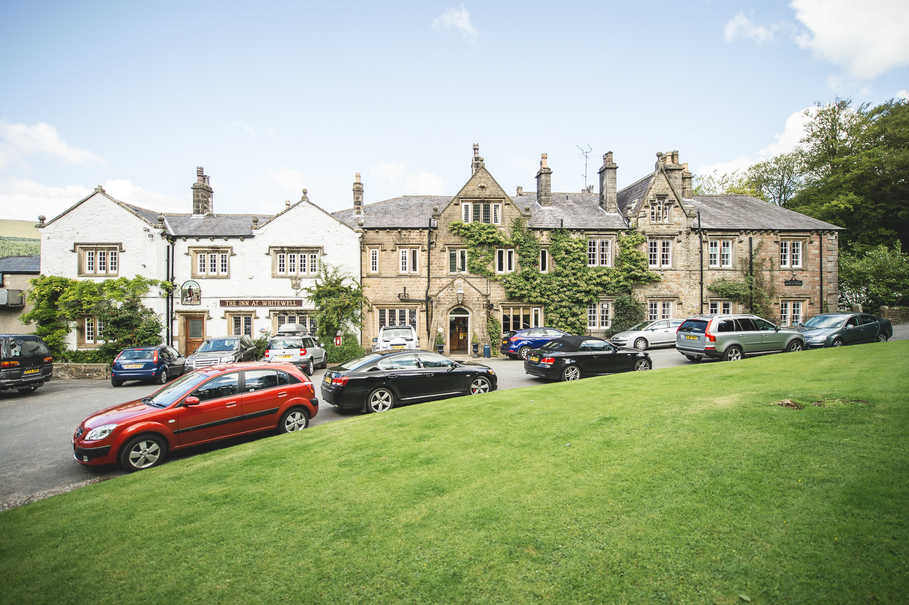 Tess and Paul's Wedding at The Inn at Whitewell 005