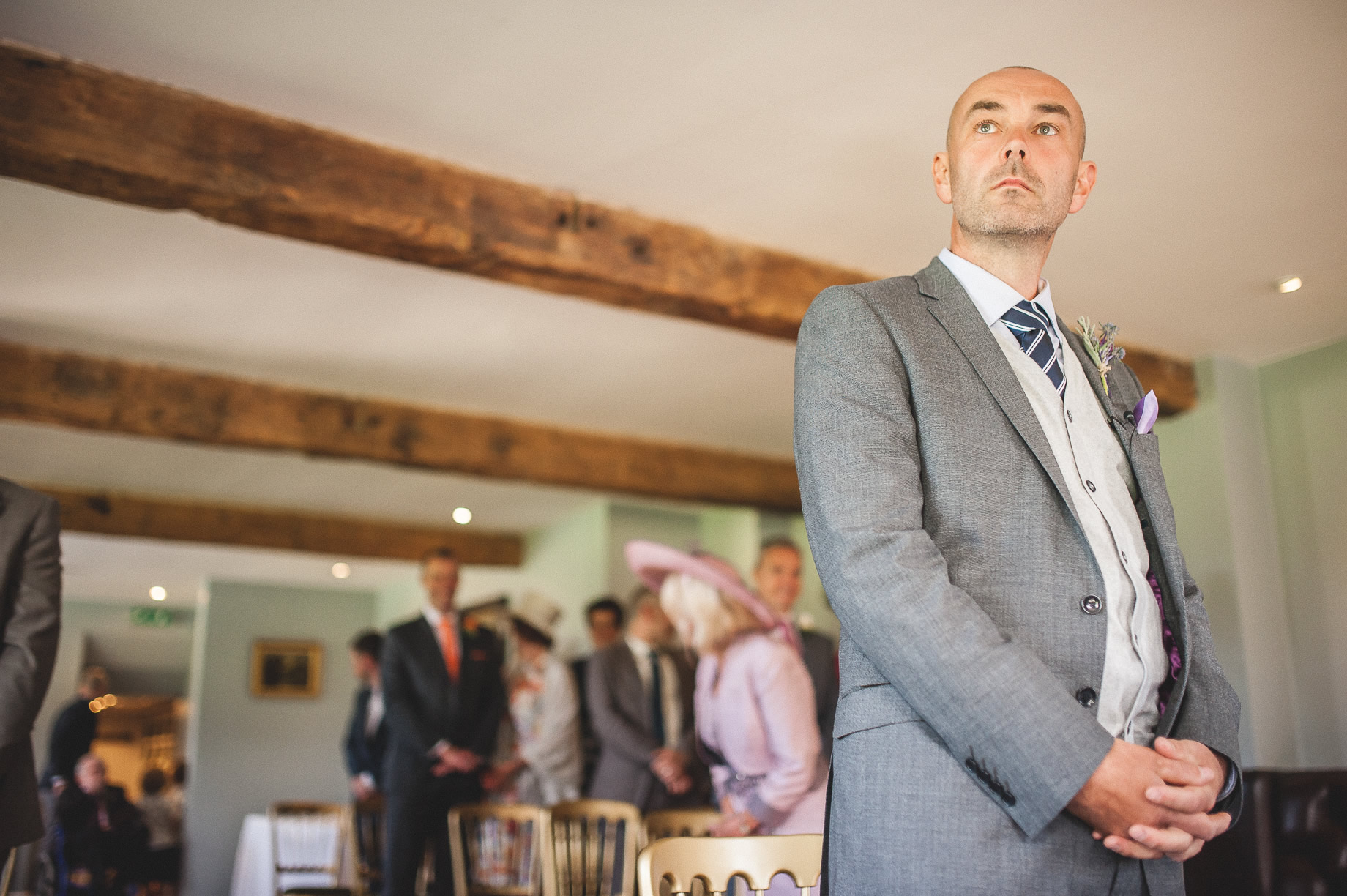 Tess and Paul's Wedding at The Inn at Whitewell 069