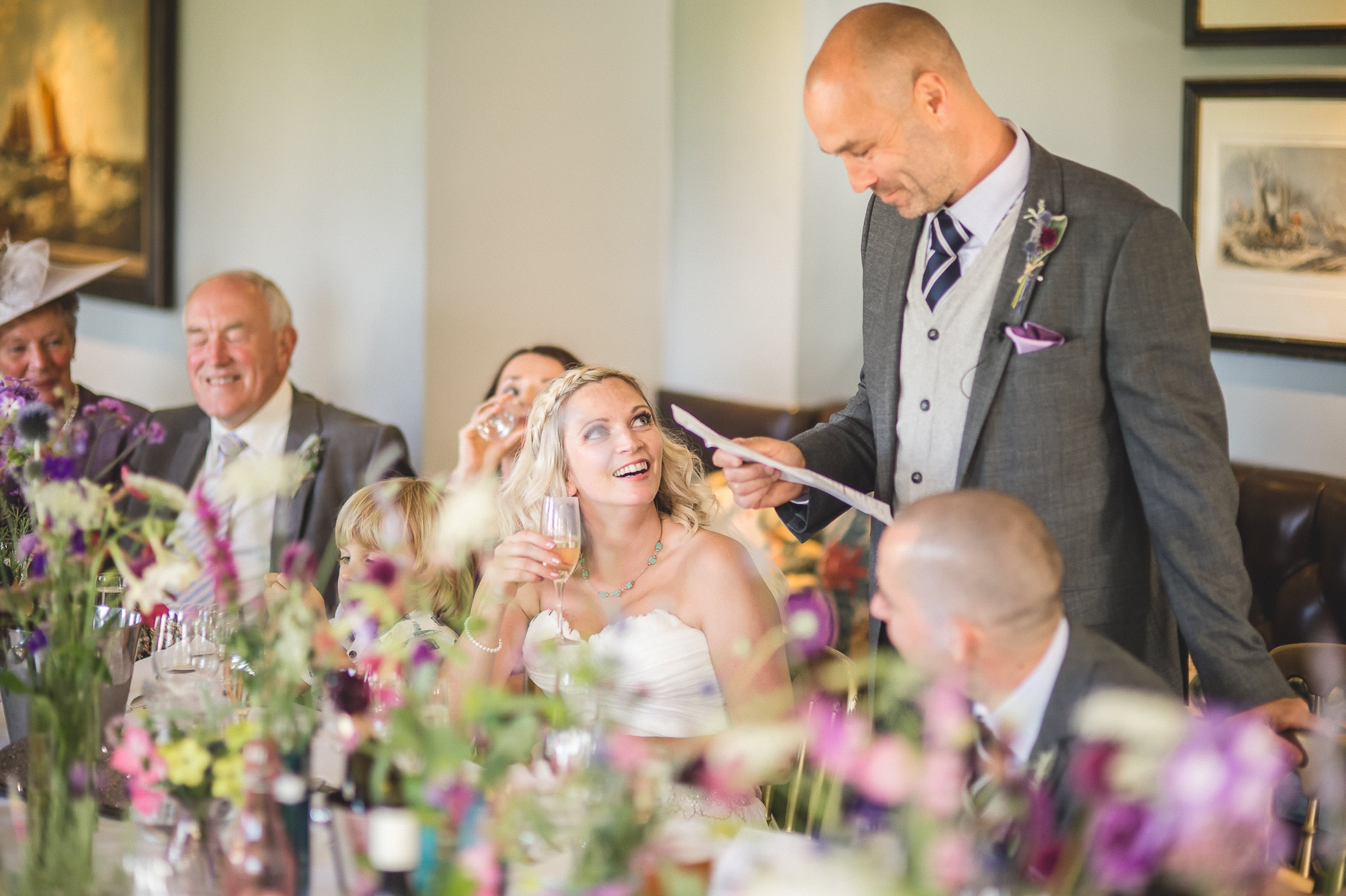 Tess and Paul's Wedding at The Inn at Whitewell 103