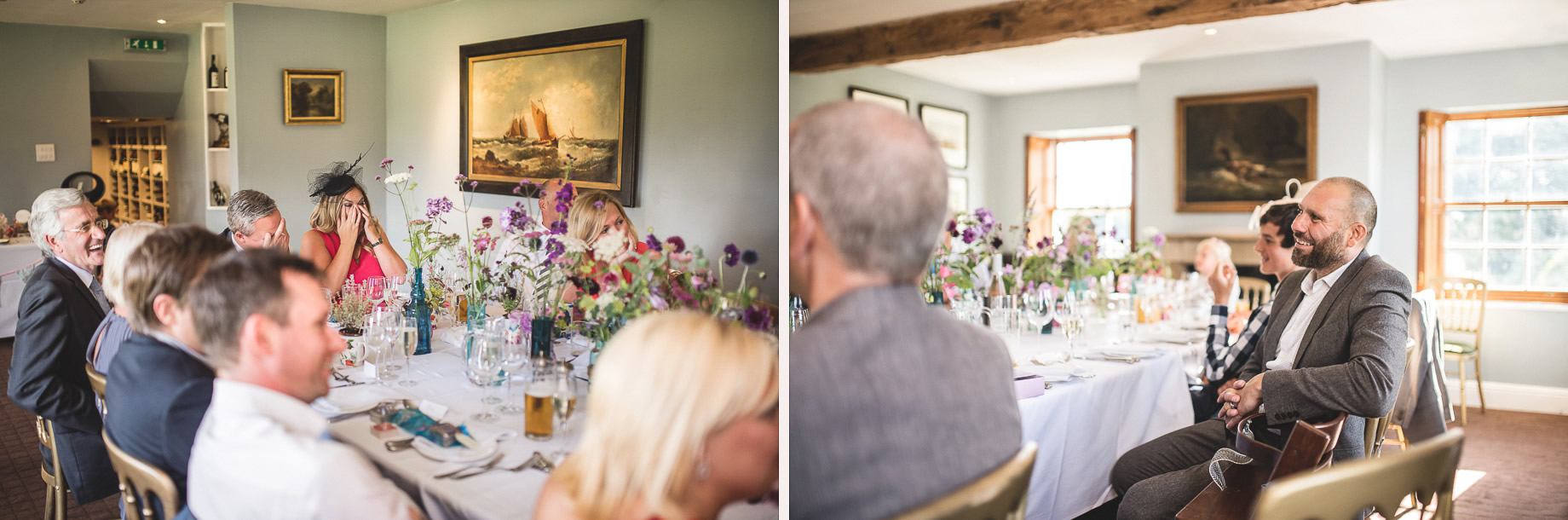 Tess and Paul's Wedding at The Inn at Whitewell 111