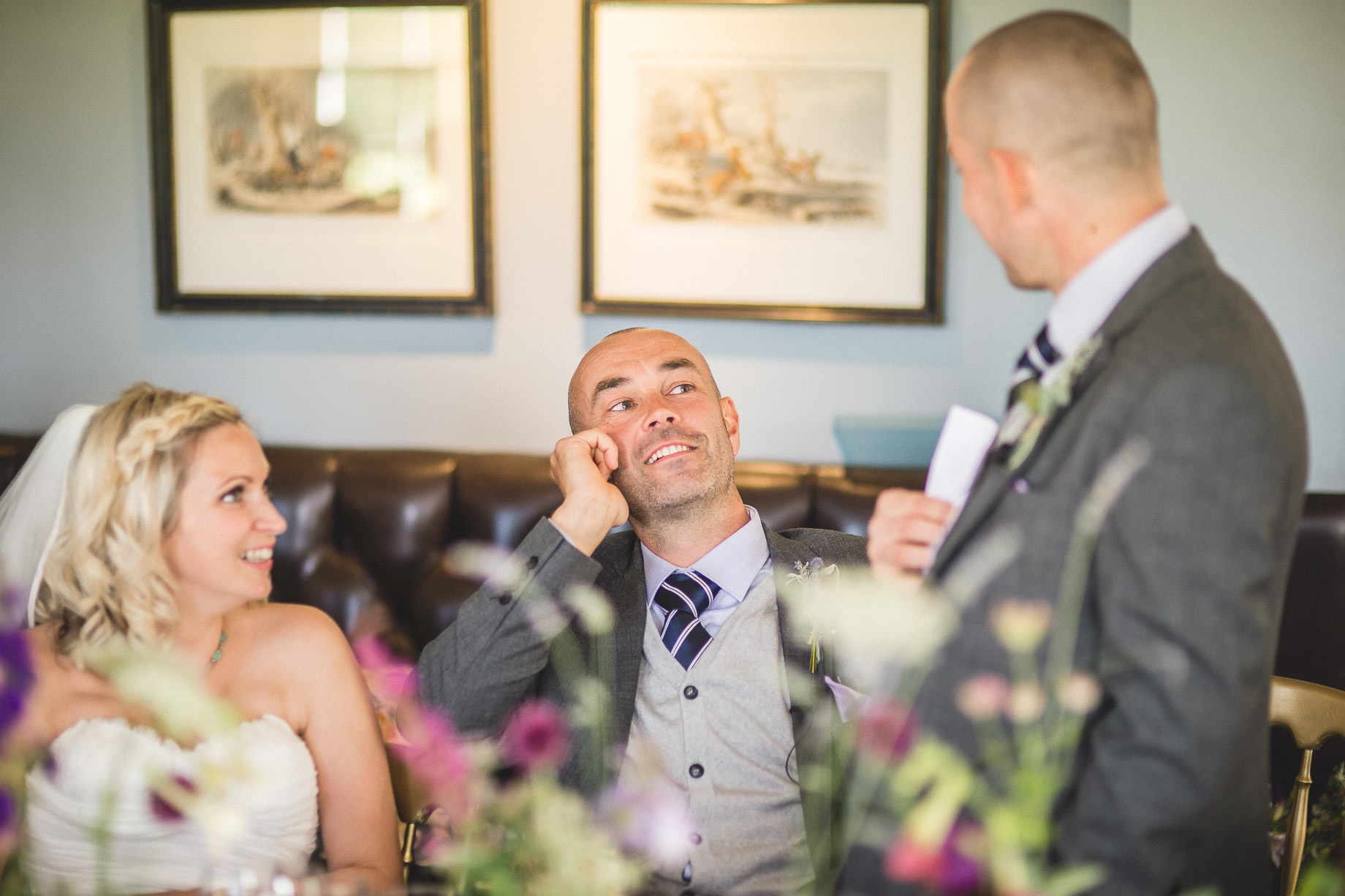 Tess and Paul's Wedding at The Inn at Whitewell 112