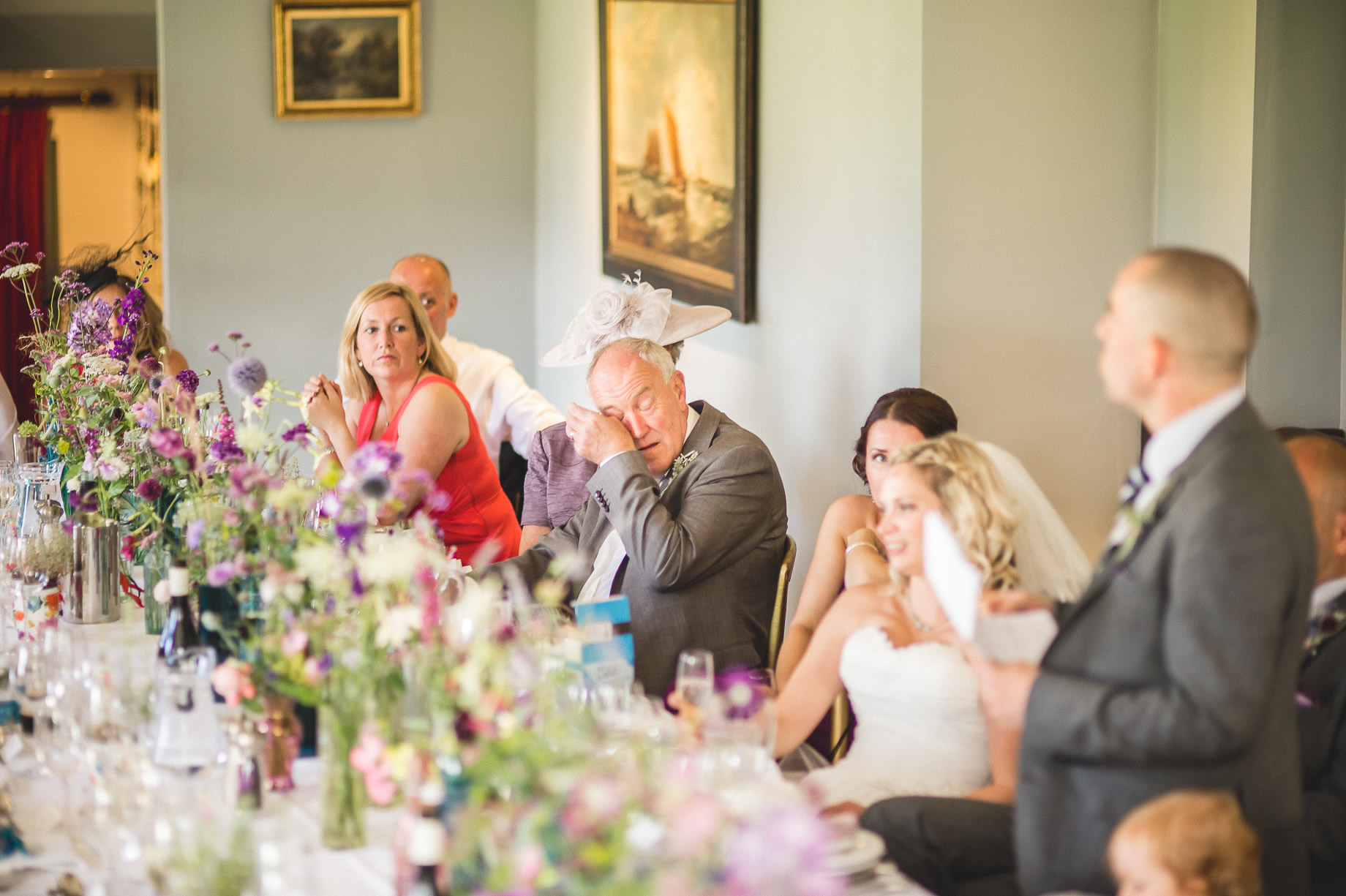 Tess and Paul's Wedding at The Inn at Whitewell 113