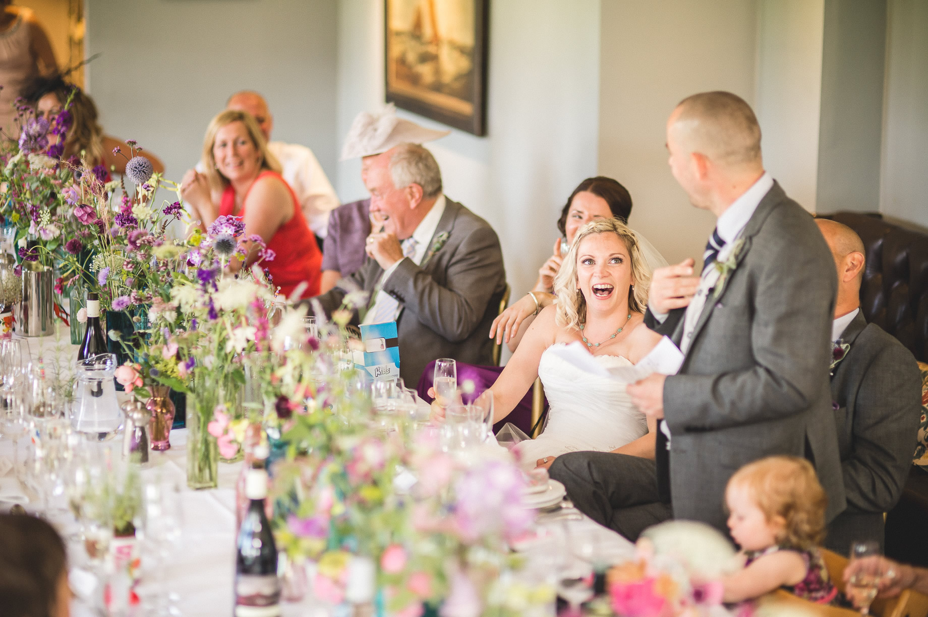 Tess and Paul's Wedding at The Inn at Whitewell 114