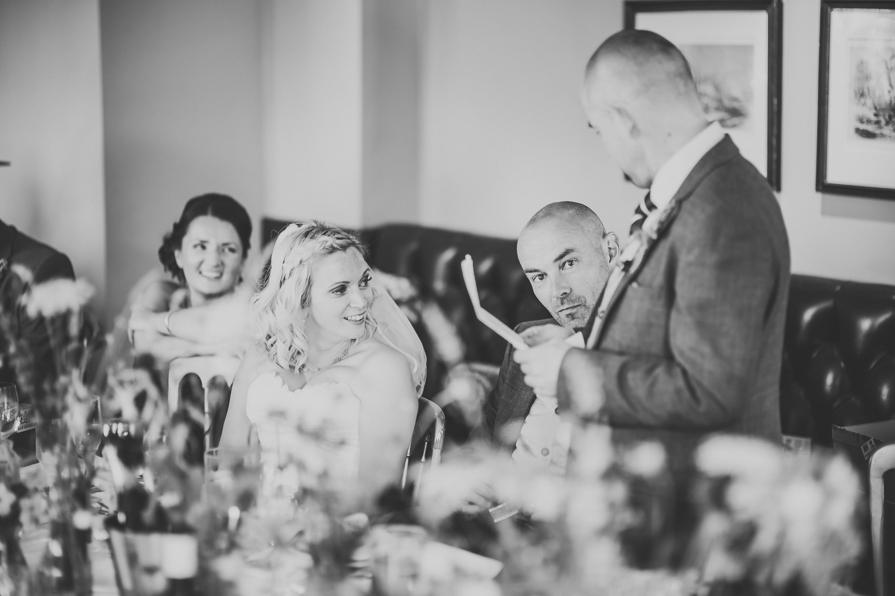 Tess and Paul's Wedding at The Inn at Whitewell 115