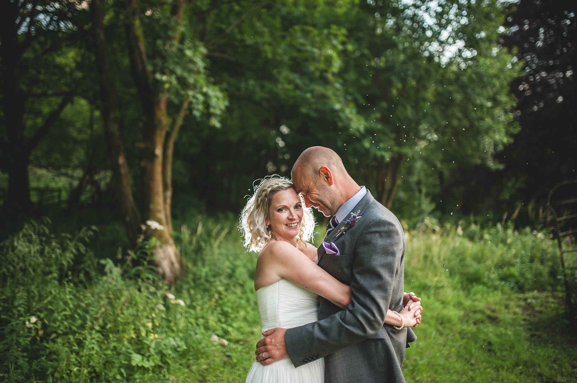 Tess and Paul's Wedding at The Inn at Whitewell 125