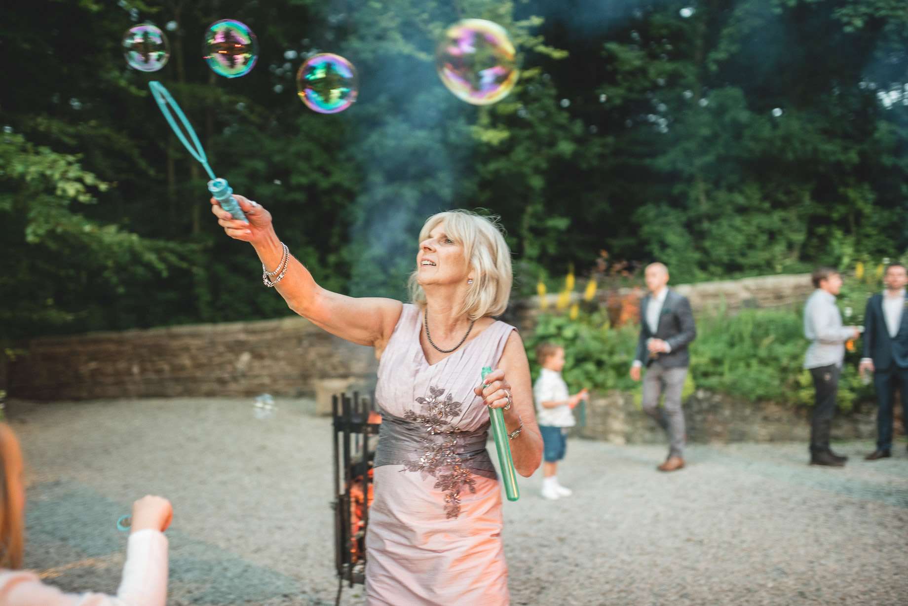 Tess and Paul's Wedding at The Inn at Whitewell 129