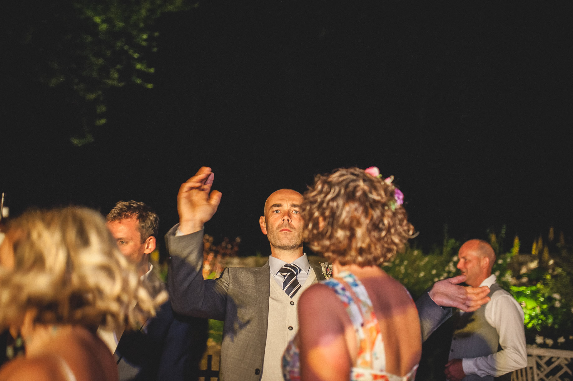 Tess and Paul's Wedding at The Inn at Whitewell 155