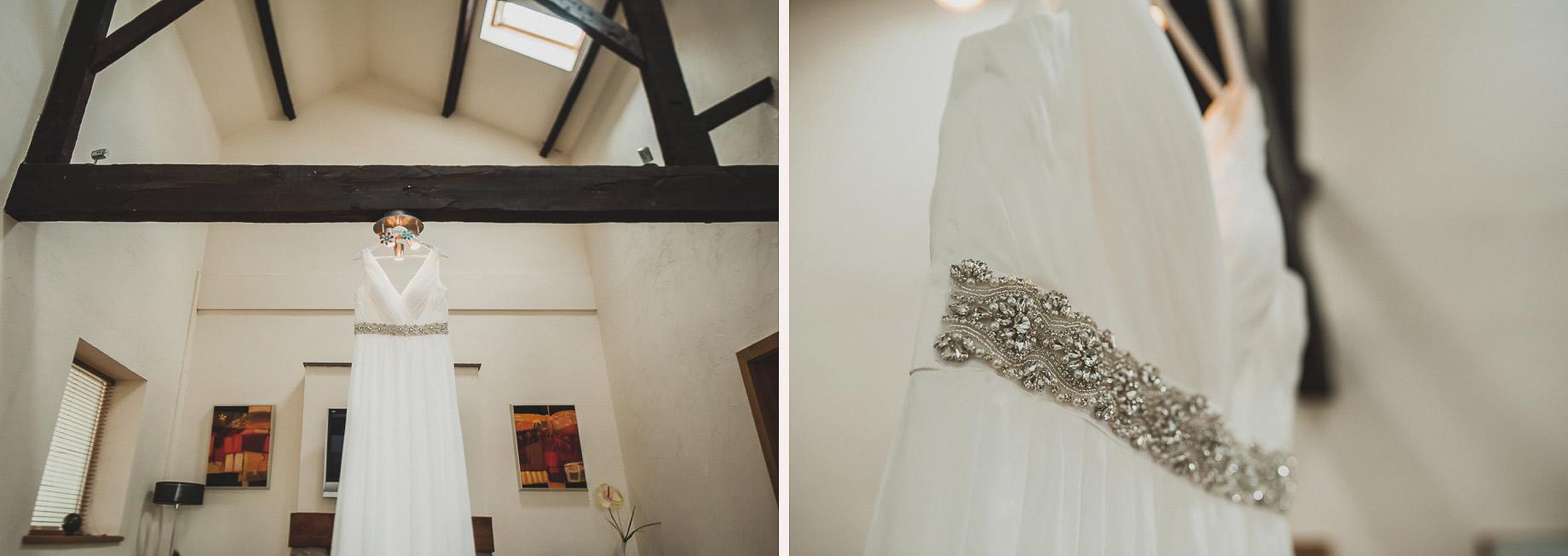 Becky and John's Wedding at Slaidburn Village Hall 007