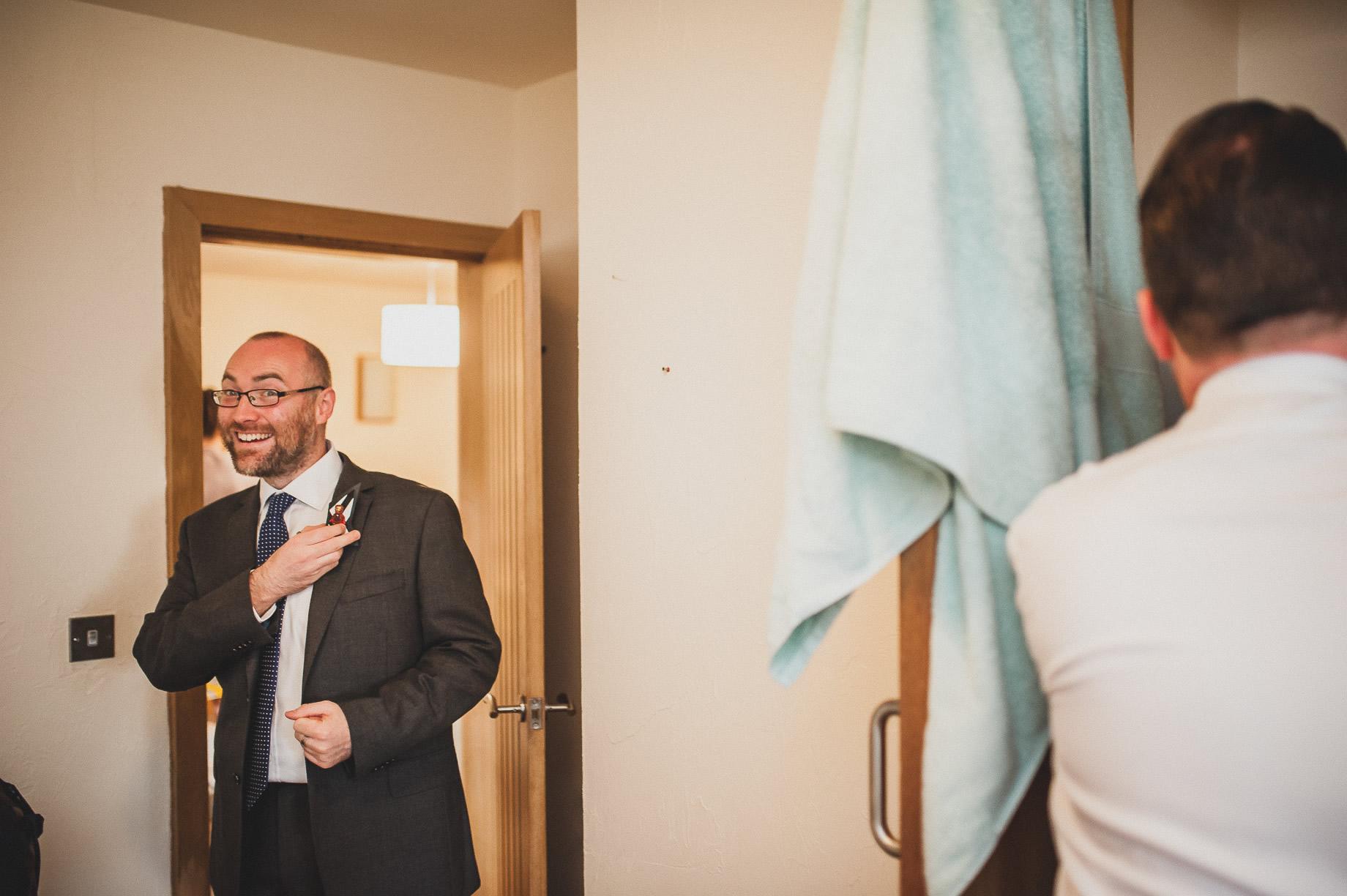 Becky and John's Wedding at Slaidburn Village Hall 014