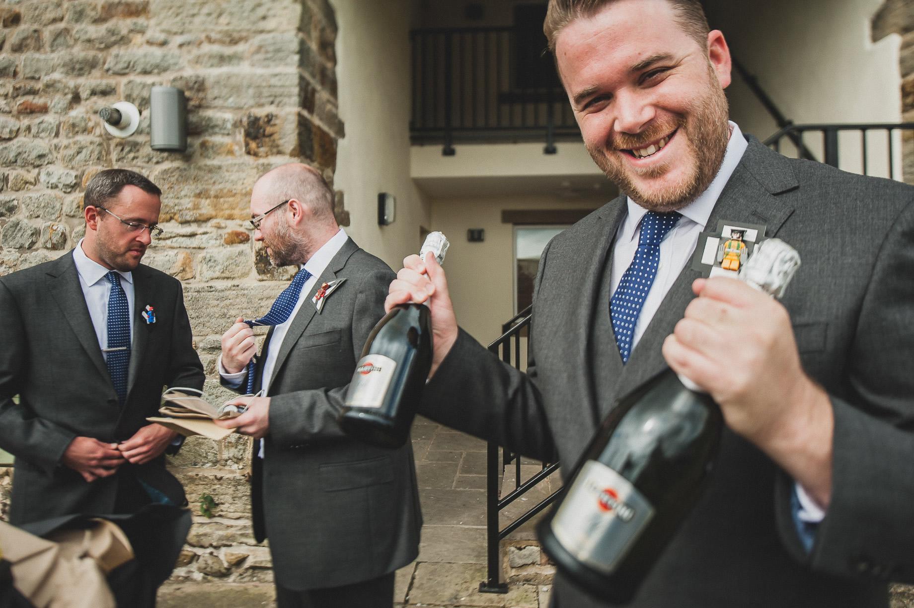 Becky and John's Wedding at Slaidburn Village Hall 022