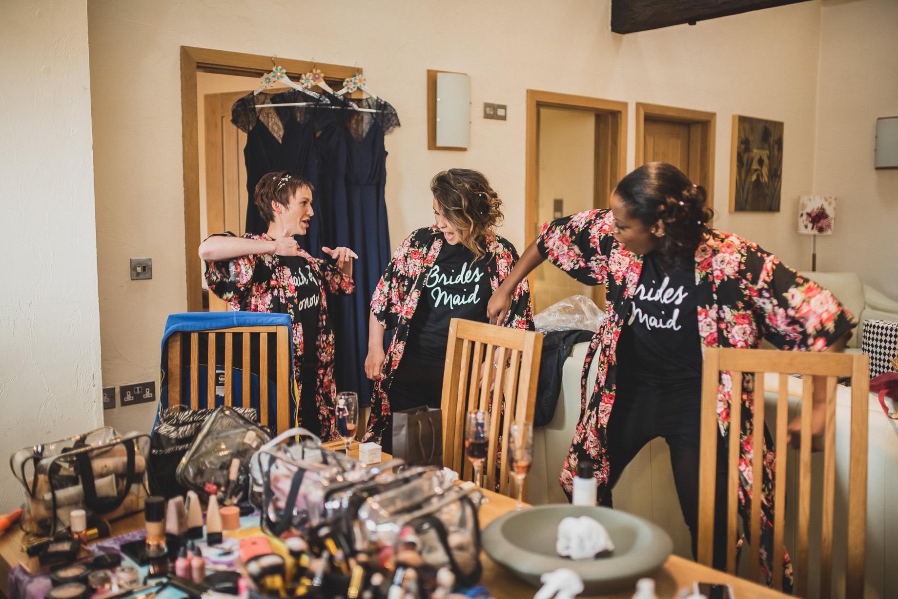 Becky and John's Wedding at Slaidburn Village Hall 039