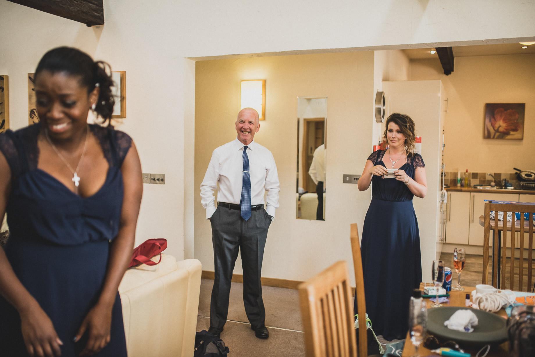 Becky and John's Wedding at Slaidburn Village Hall 055