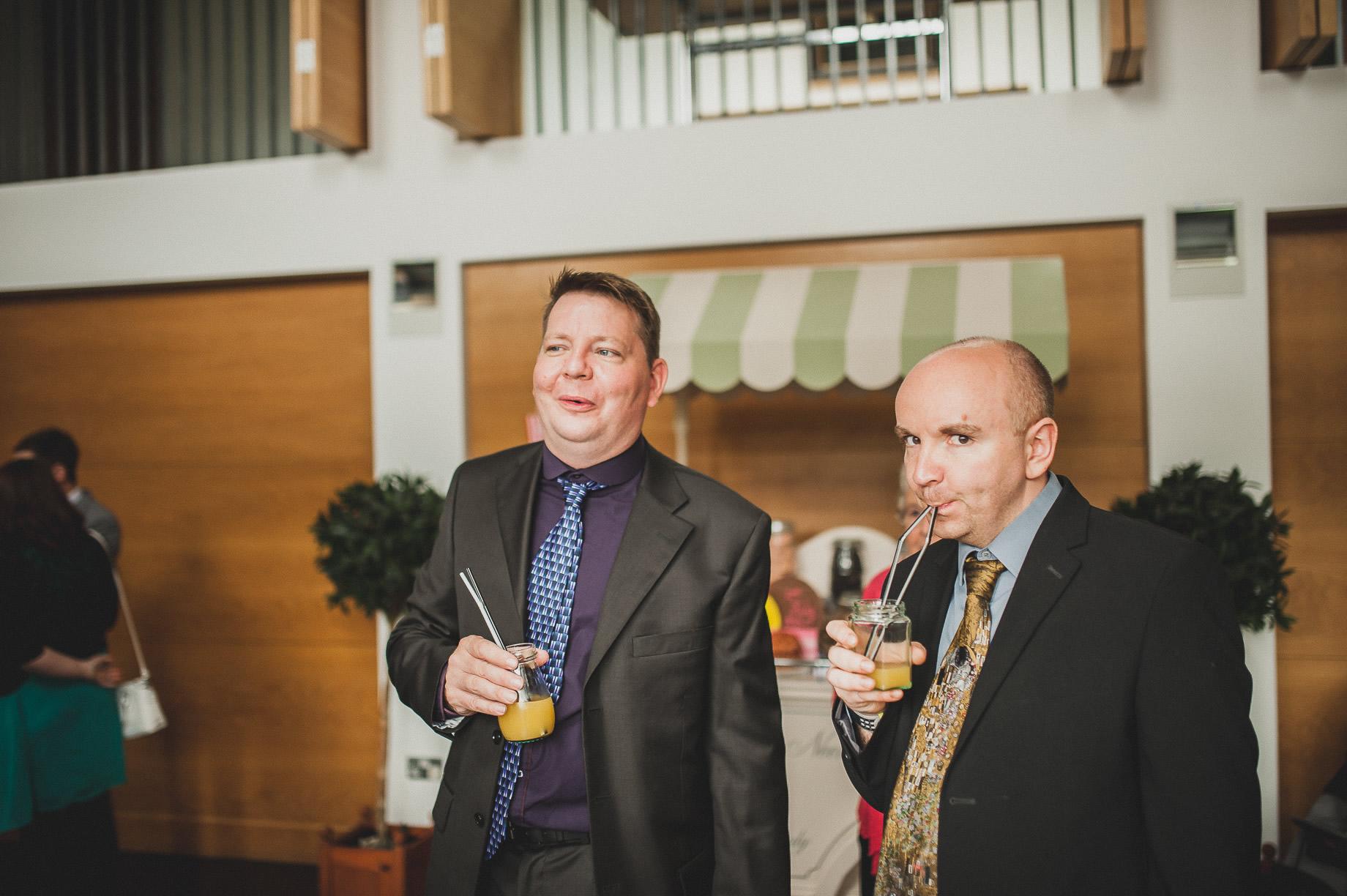 Becky and John's Wedding at Slaidburn Village Hall 096