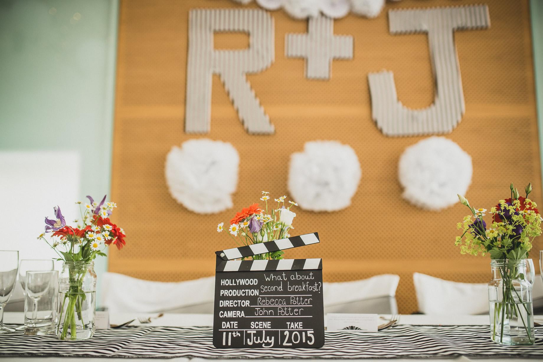 Becky and John's Wedding at Slaidburn Village Hall 111