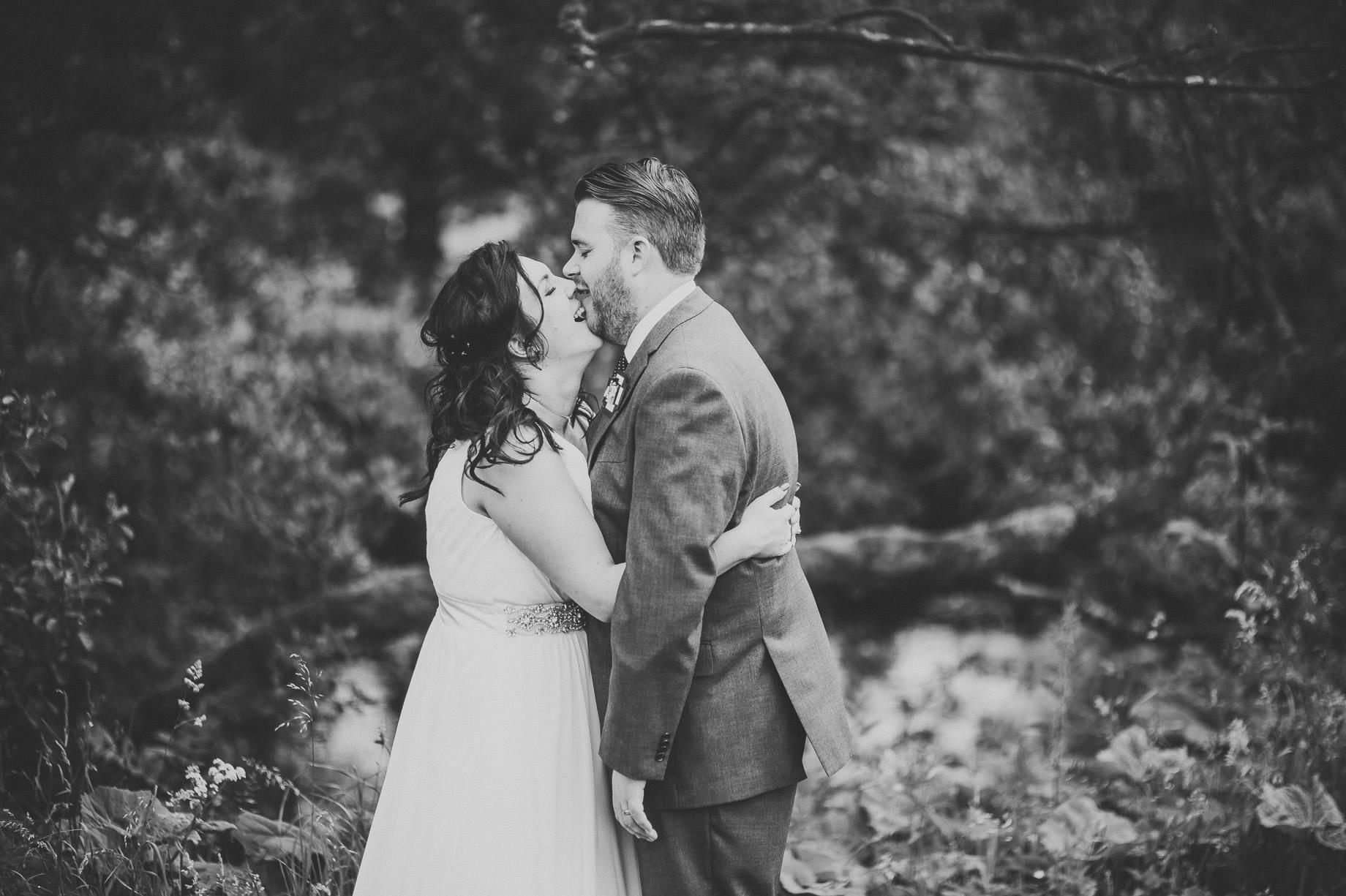 Becky and John's Wedding at Slaidburn Village Hall 123