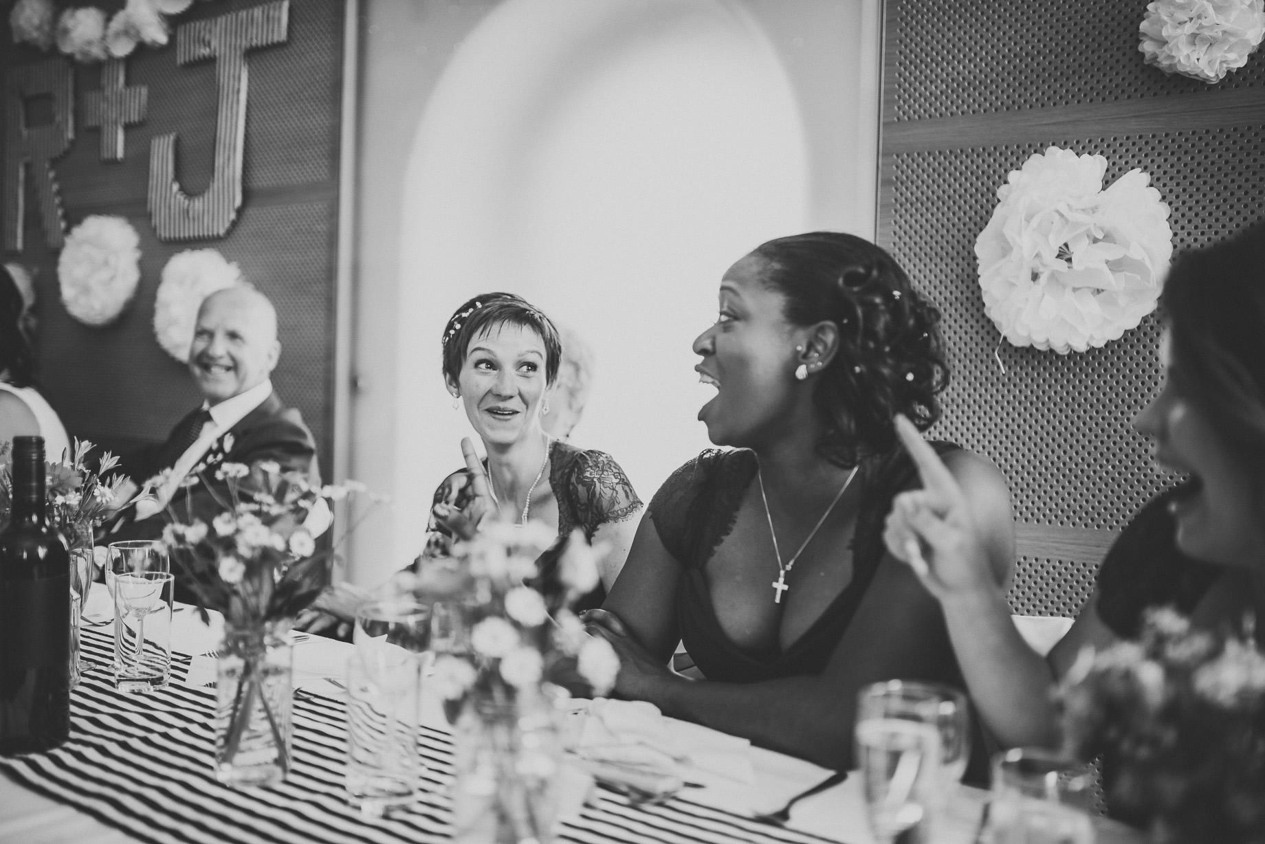 Becky and John's Wedding at Slaidburn Village Hall 148