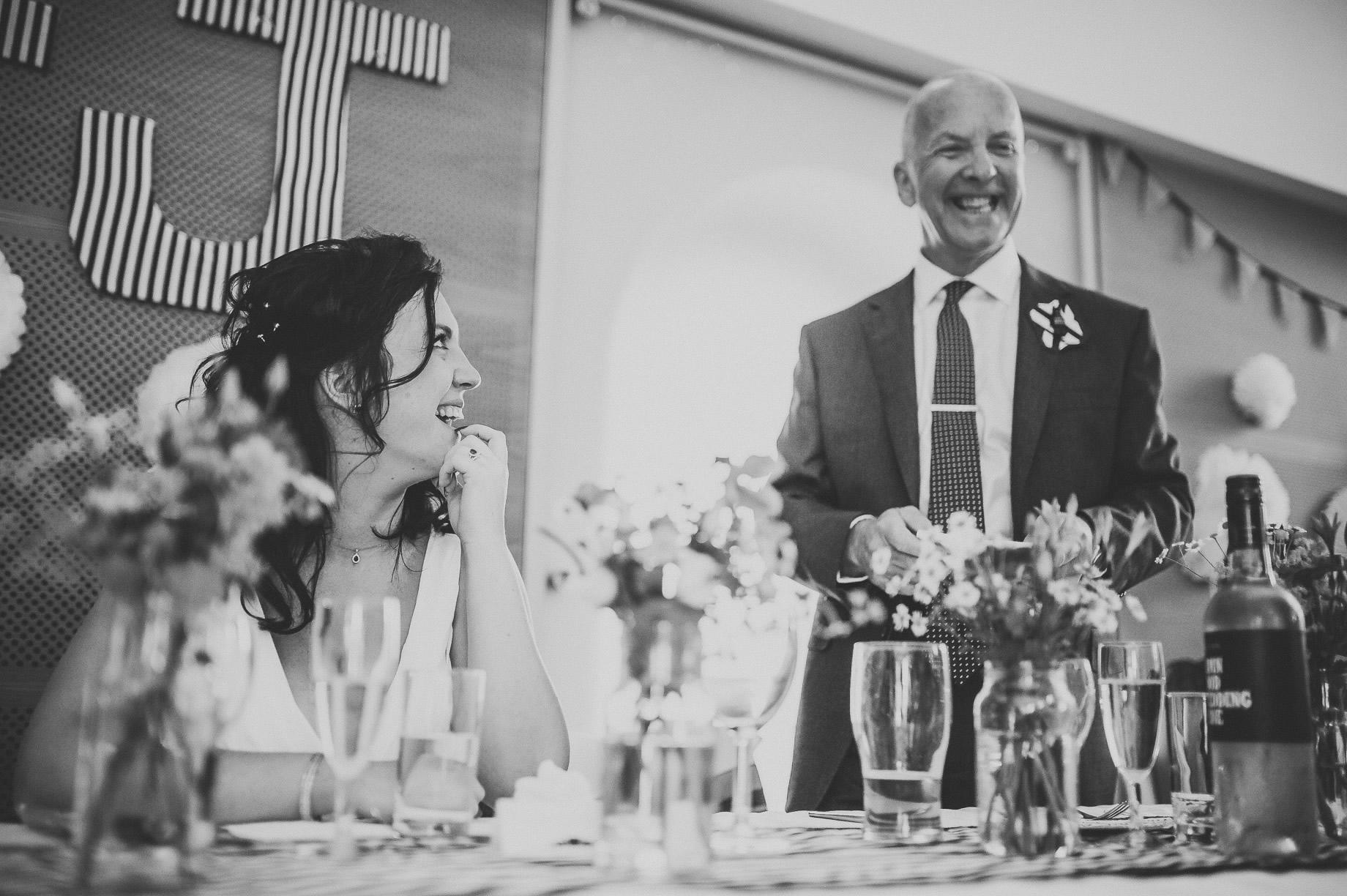 Becky and John's Wedding at Slaidburn Village Hall 159