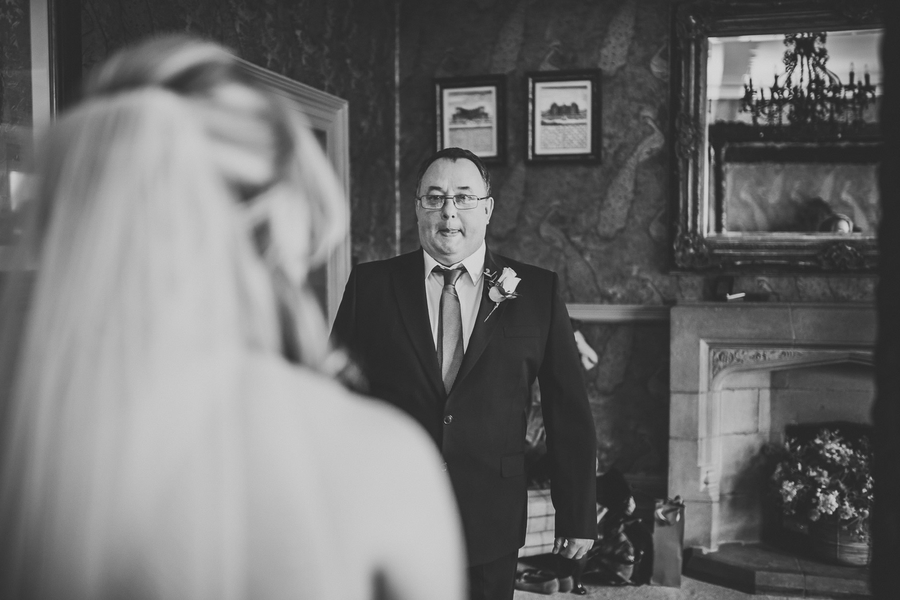 Jenny and Chris' Wedding at Mitton Hall 078
