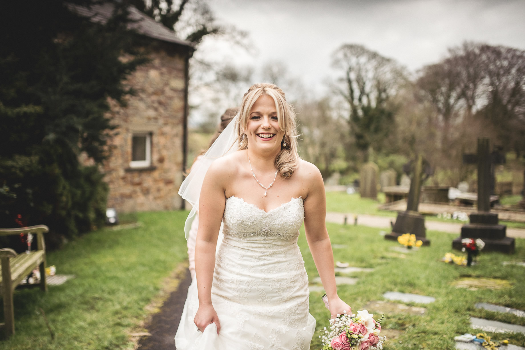 Jenny and Chris' Wedding at Mitton Hall 088