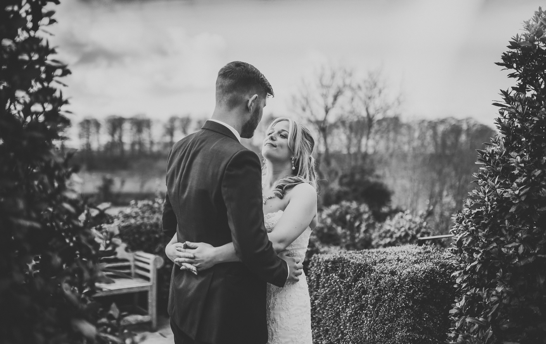 Jenny and Chris' Wedding at Mitton Hall 124