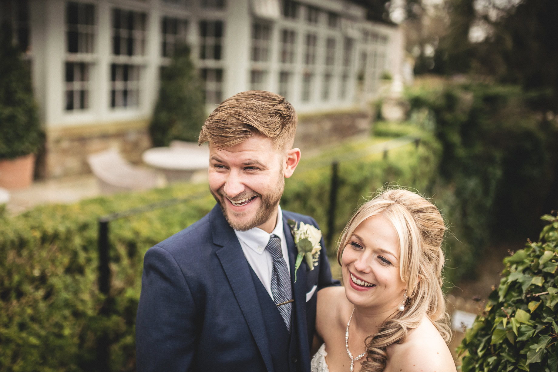 Jenny and Chris' Wedding at Mitton Hall 127